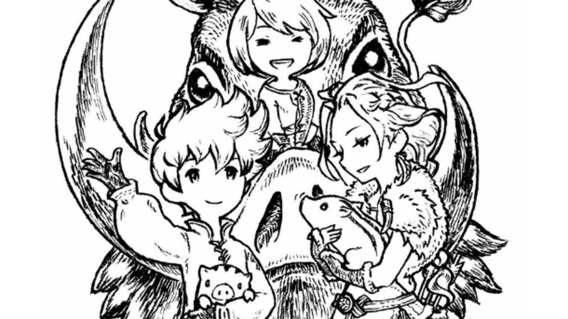 Bravely Default Twitter Account Excites Fans by Posting Teaser Featuring Octopath Character
