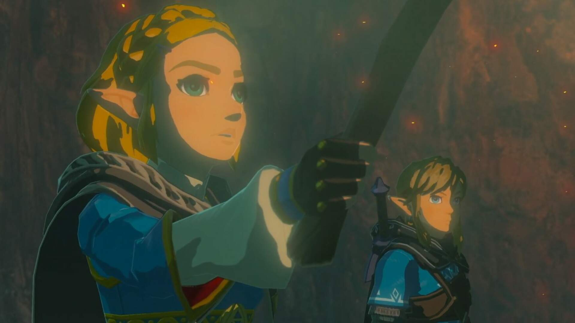Younger Zelda: Breath of the Wild 2 Developers Have Been Inspired by Red Dead Redemption 2