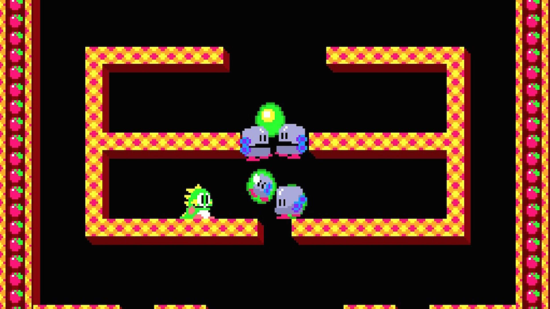 Bubble Bobble 4 Friends Will Also Have the Arcade Original, If Four-Player Isn't Your Bag