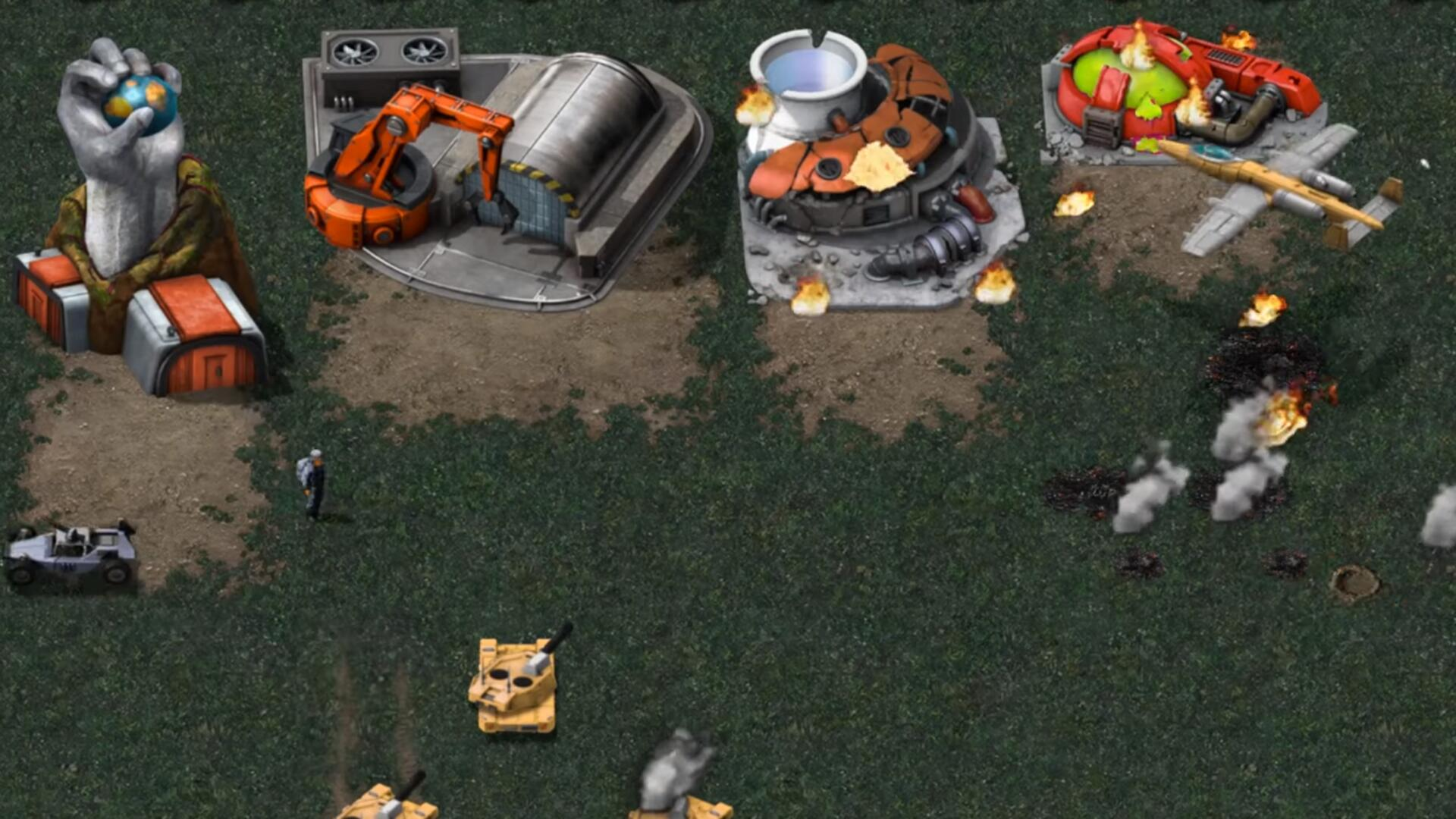 Command & Conquer Remasters Will Let You Rapidly Swap Resolutions At The Push of a Button