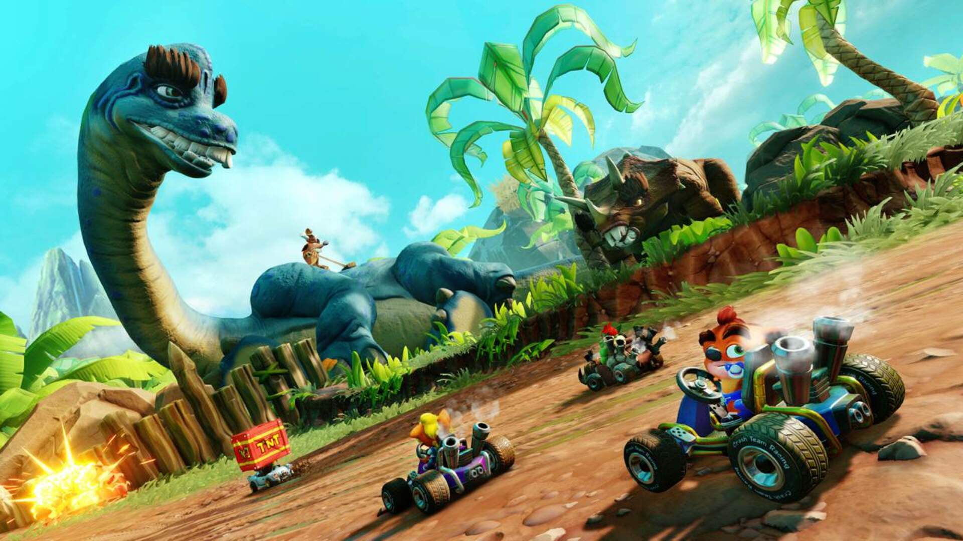 Crash Team Racing is Ending Its Grand Prix Events, But That Won't be the Last of Its New Content