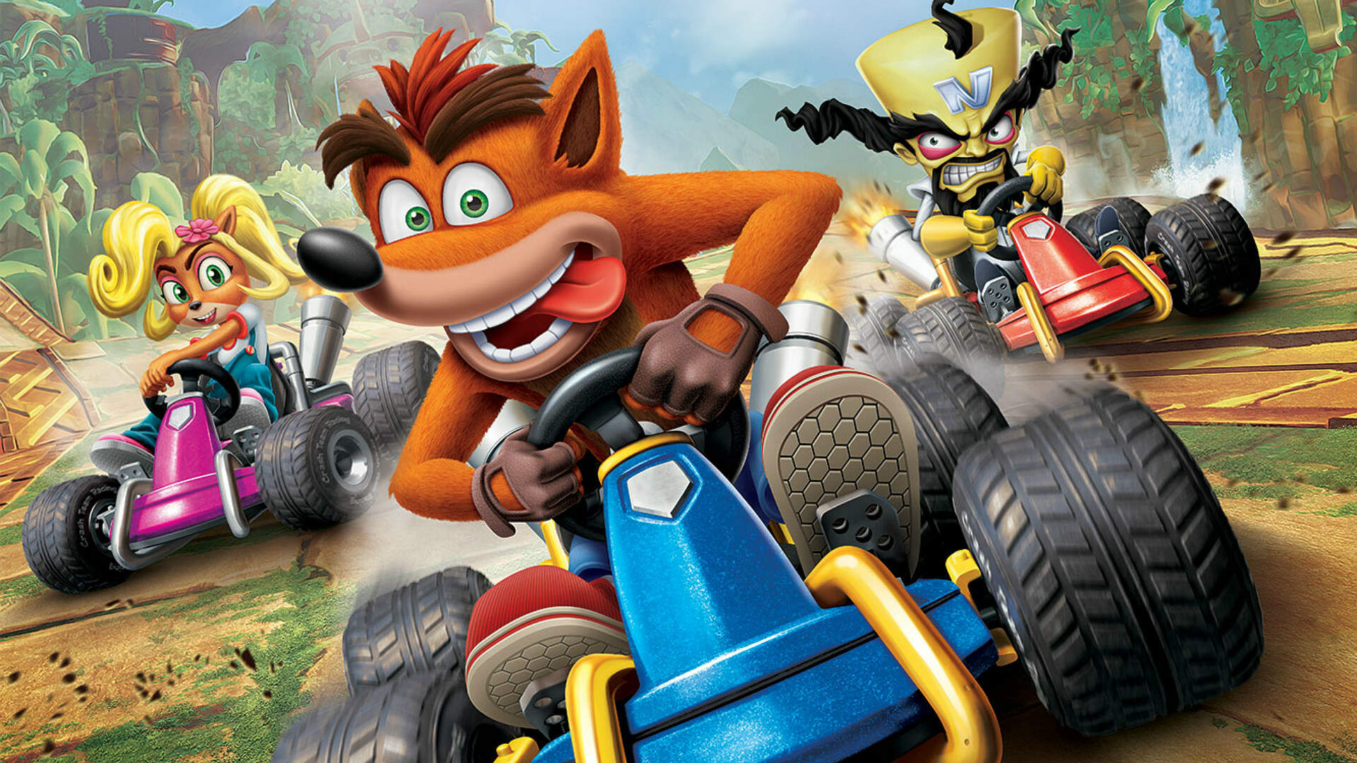 Crash Team Racing Nitro-Fueled: Beenox Reveals How It's Reworking a Classic