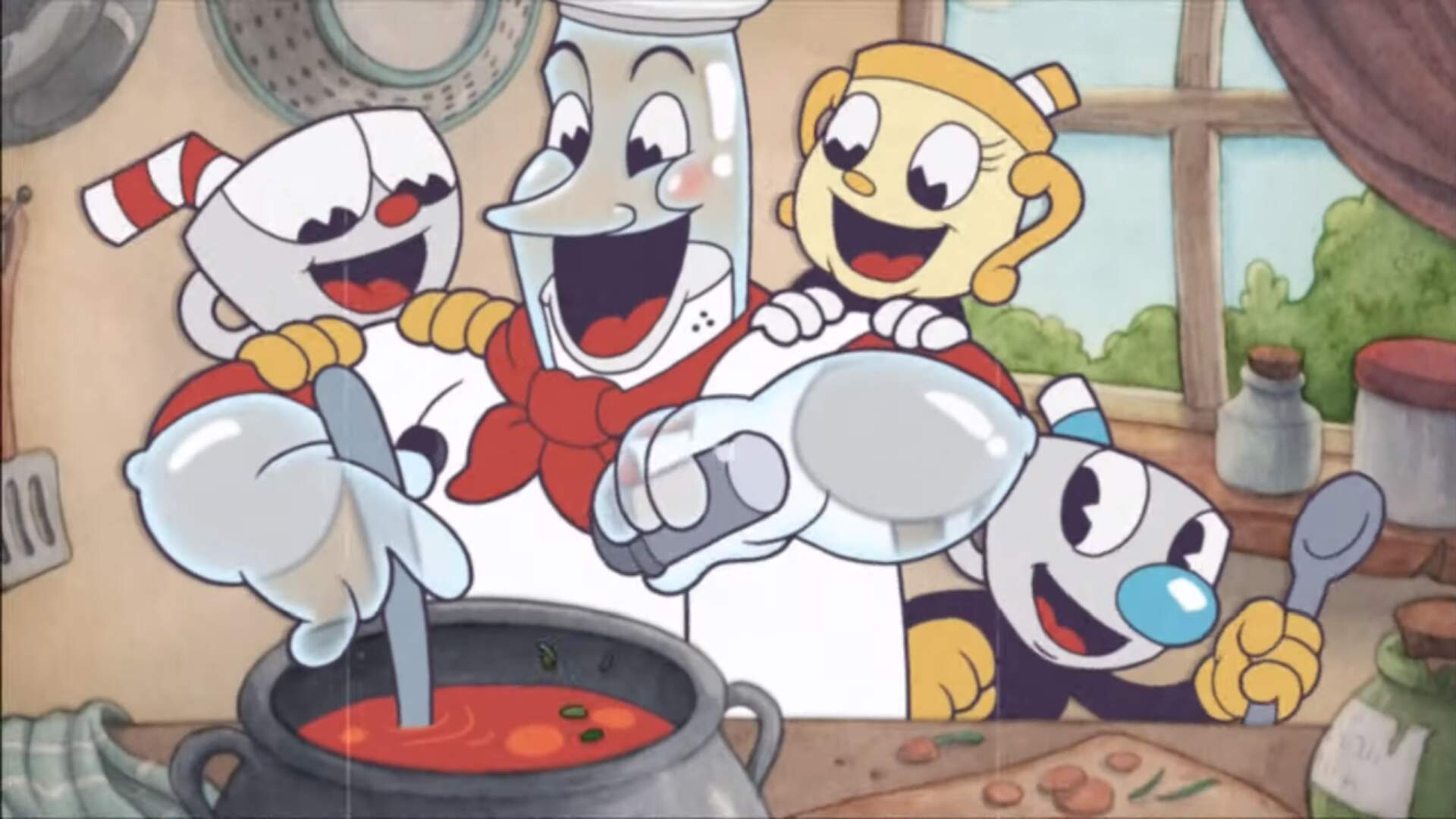Cuphead: The Delicious Last Course Bumped Back To 2020 Alongside New Trailer