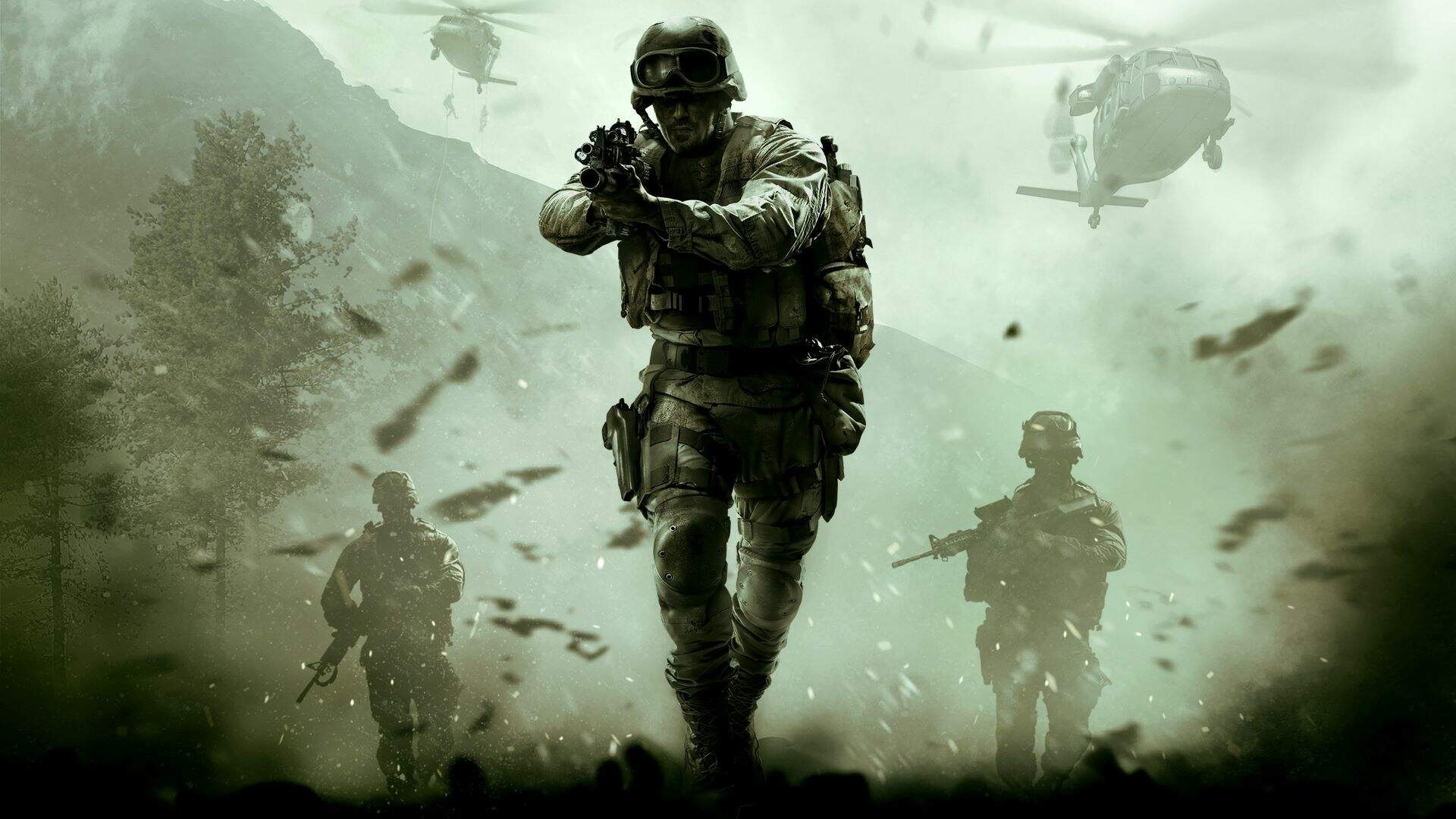 March's Free PS Plus Games Includes the Coveted Standalone Version of Call of Duty: Modern Warfare Remastered