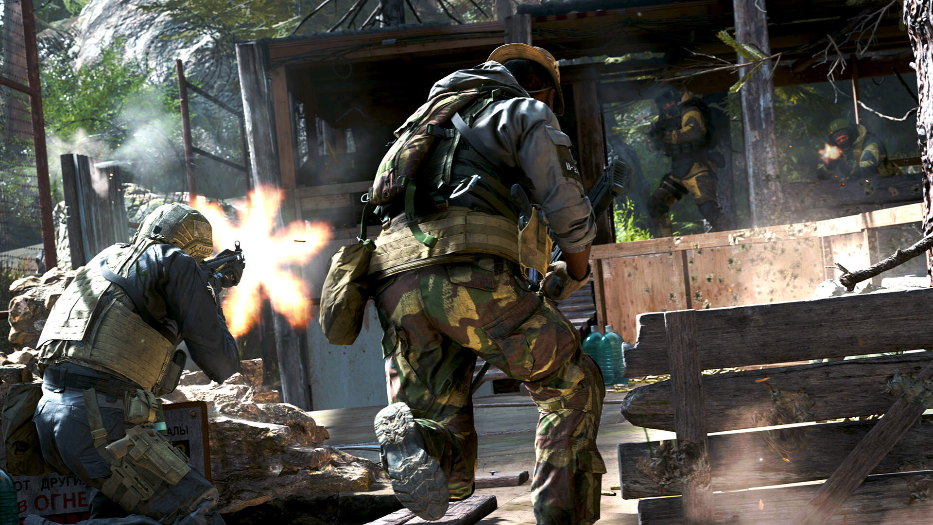"Call of Duty: Modern Warfare's 2v2 ""Gunfight"" Feels Like A Throwback To Classic Doom Deathmatch"