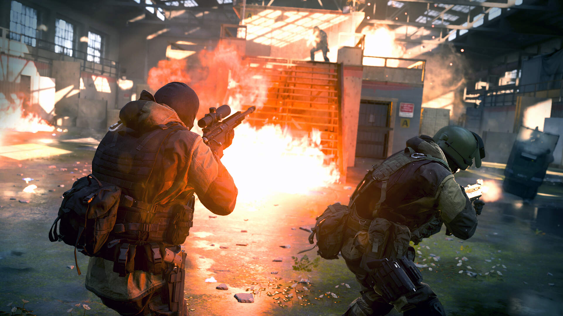 Call of Duty: Modern Warfare's Latest Patch Adds in Gun Game
