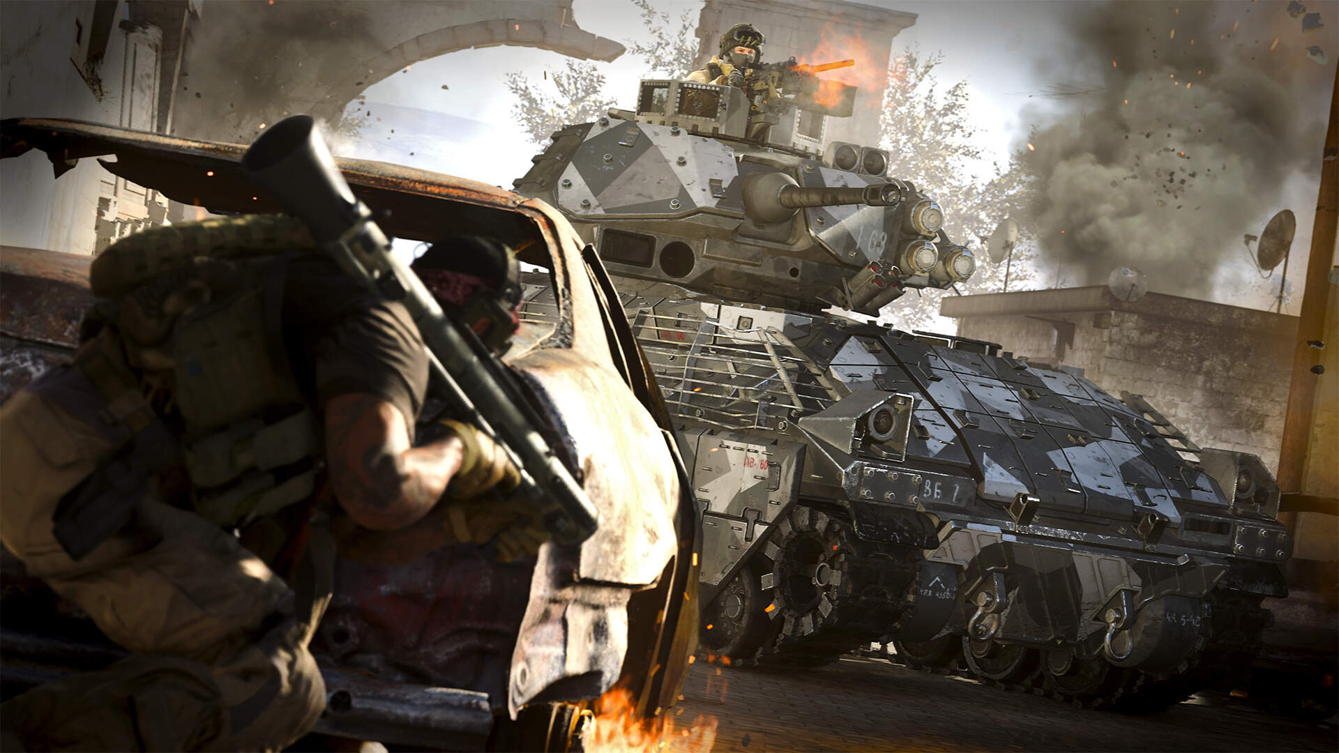 The Pros and Cons of Call of Duty: Modern Warfare's Battlefield-Style Maps and Player Counts