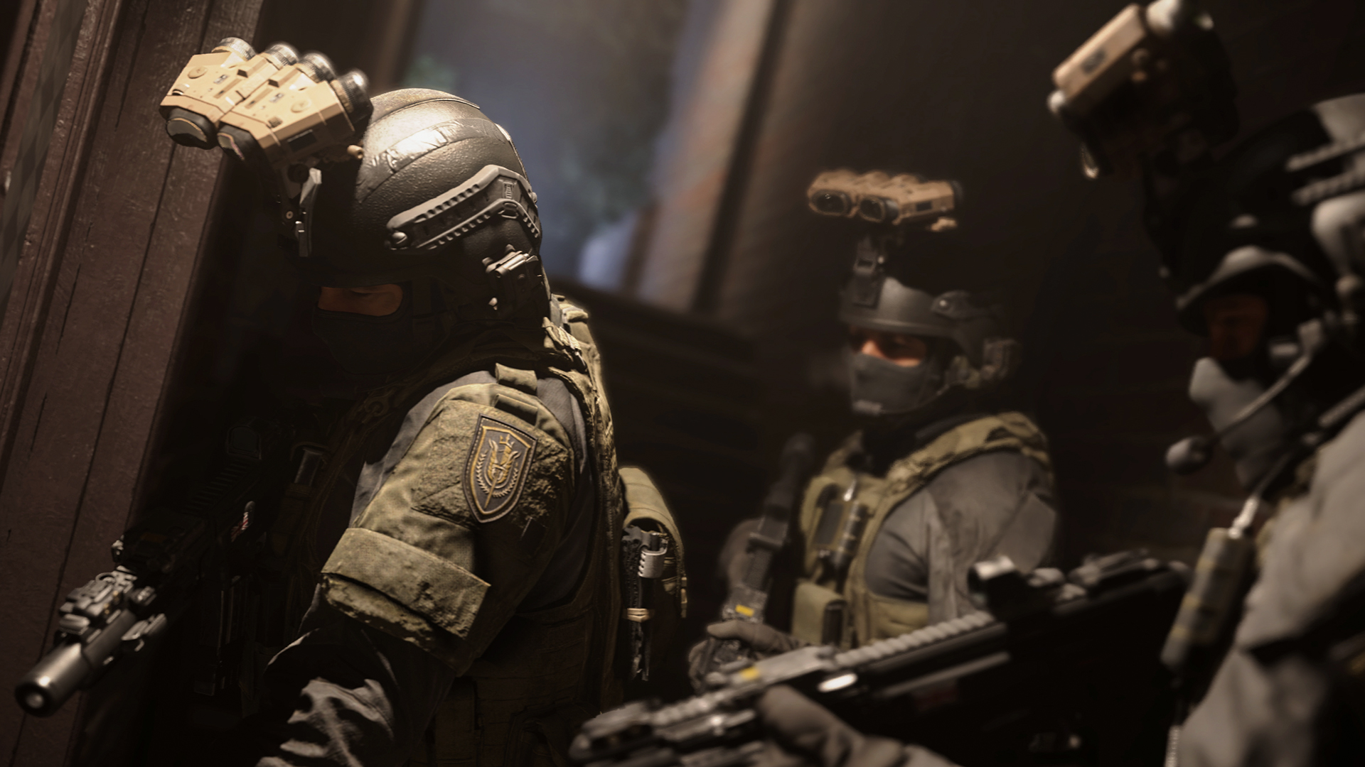 Call of Duty: Modern Warfare First Look: The Moments That