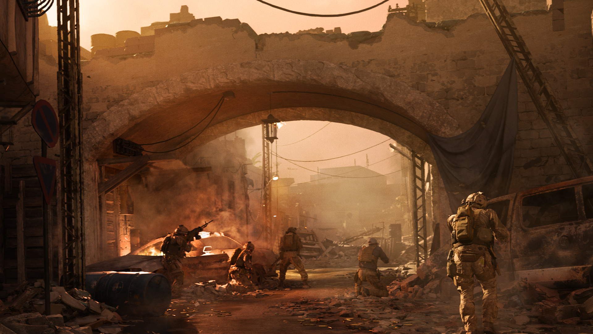 Call of Duty: Modern Warfare Interview: How the New Single-Player