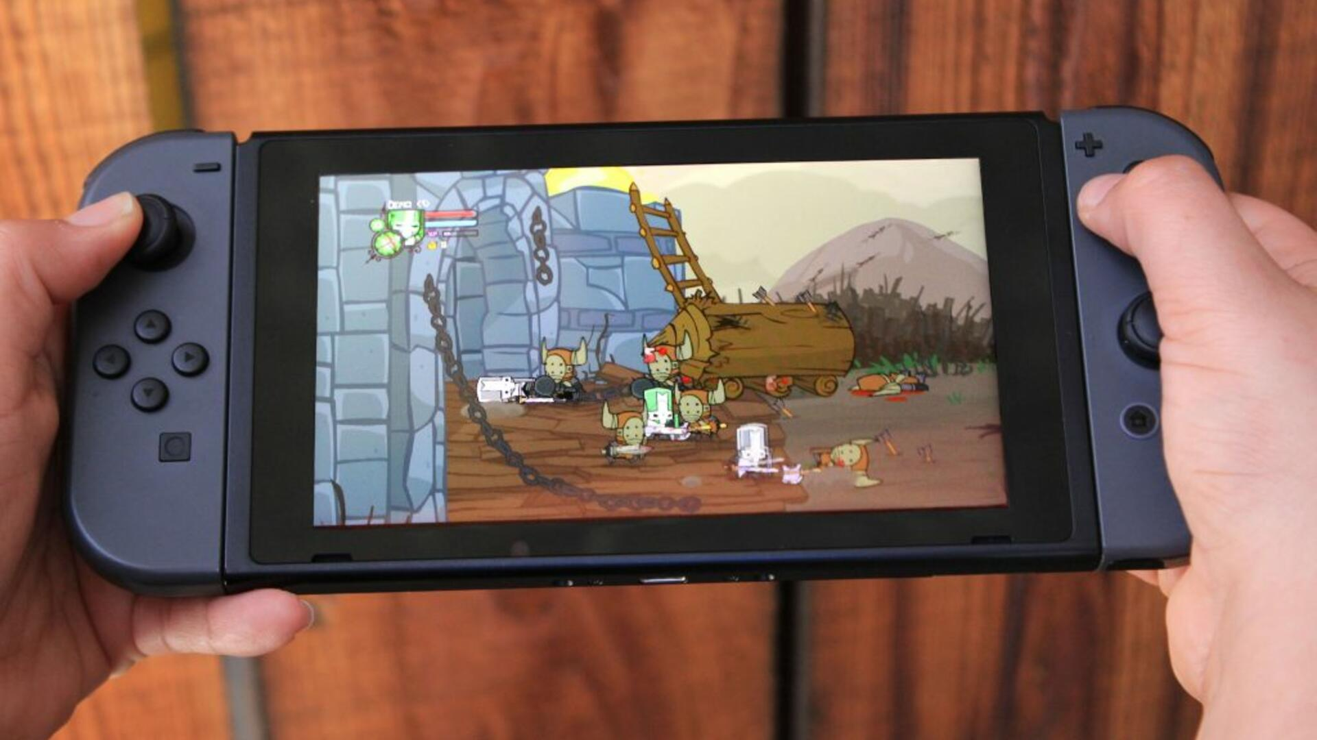 Castle Crashers on Switch Feels Like a Different Kind of