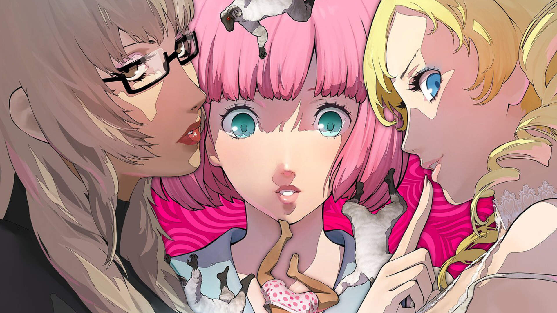 Catherine: Full Body Brings Lovesick Nightmares to Switch This July