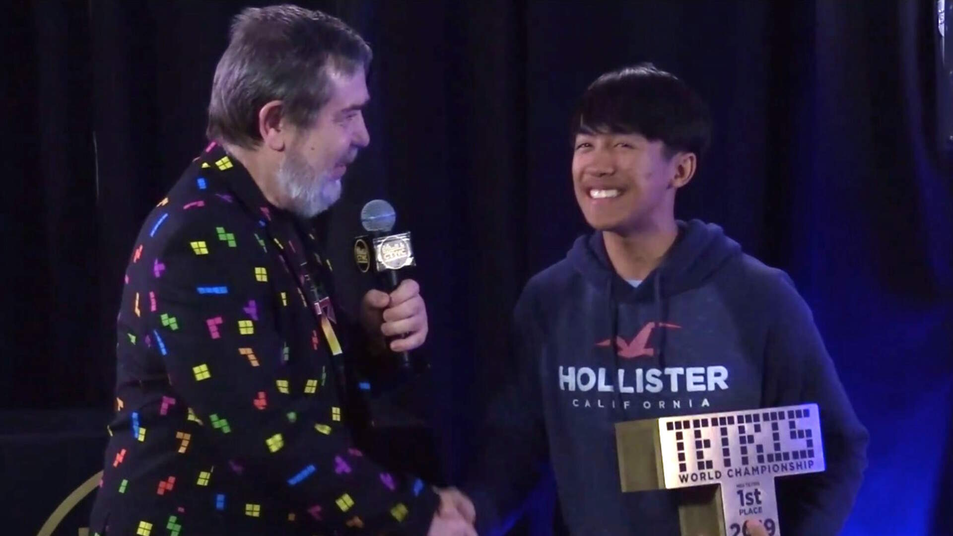 This Weekend's Tetris World Championships Showed Why Classic Tetris is Thriving
