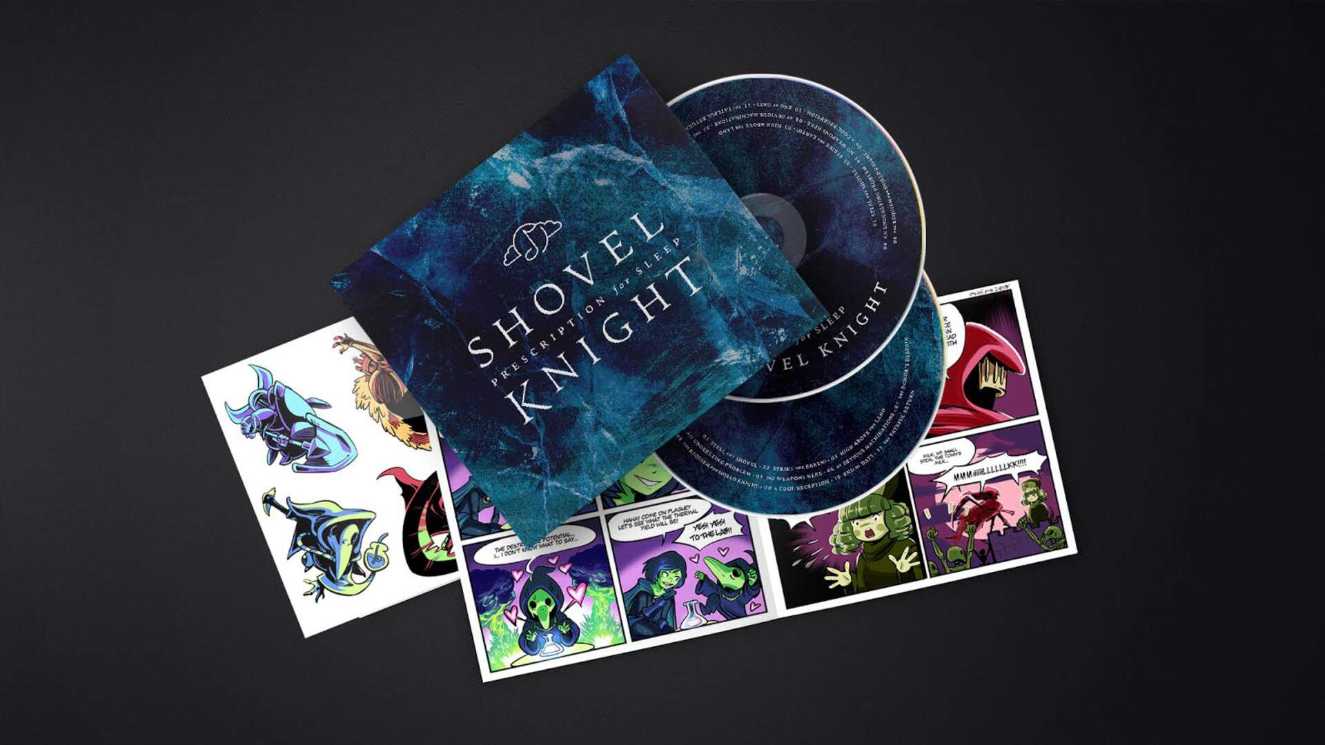 Exclusive: Here's a Jazzy Sneak Peek at Shovel Knight: King of Cards' Soundtrack