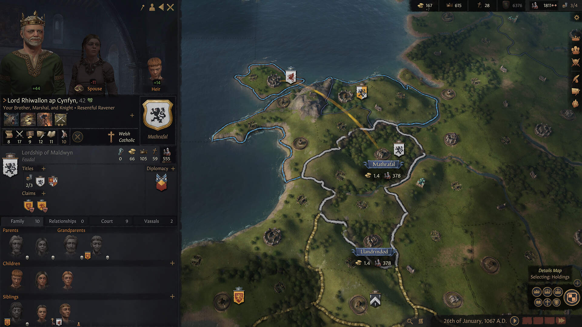 Paradox Answers 12 Major Questions About Crusader Kings 3