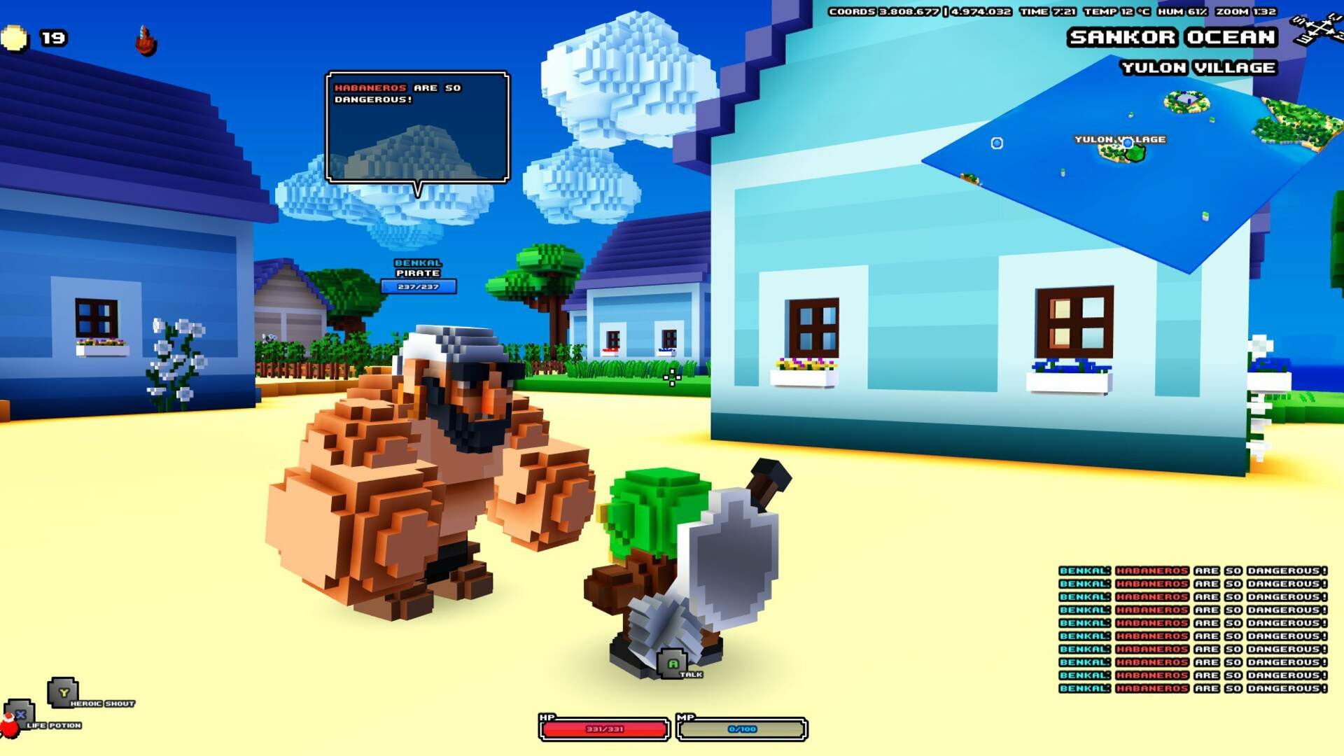 Cube World Finally Gets a Launch Date Six Years After Its Alpha Release