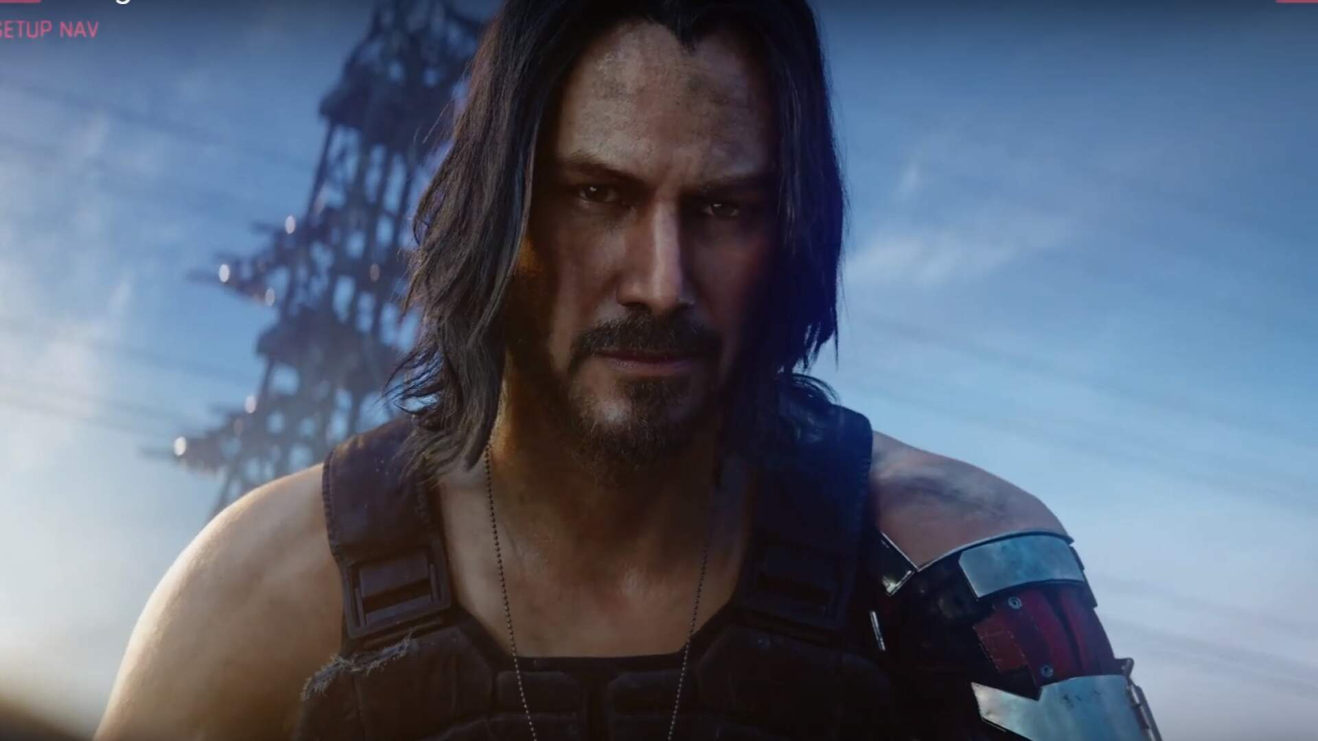 Cyberpunk 2077 Adds Keanu Reeves to Its Cast, Coming April 2020