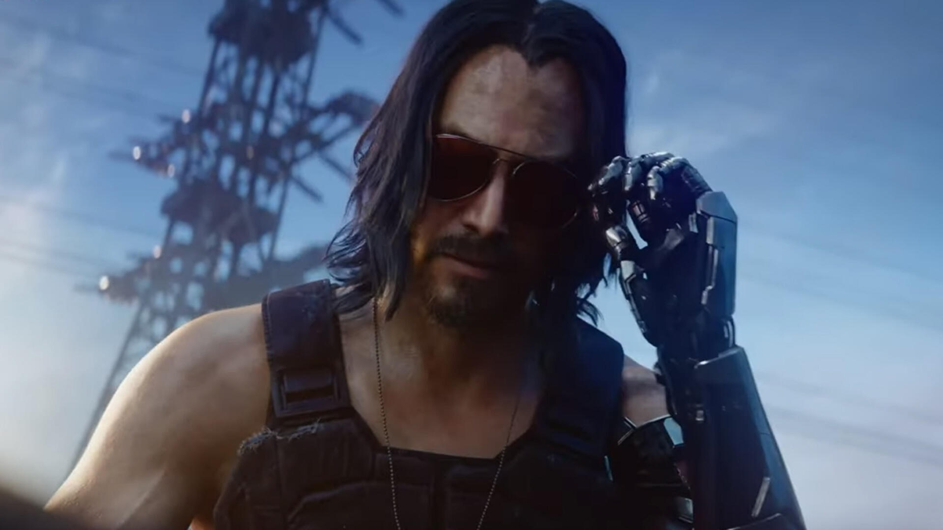 Sadly, You Probably Can't Hook Up With Keanu Reeves in Cyberpunk 2077