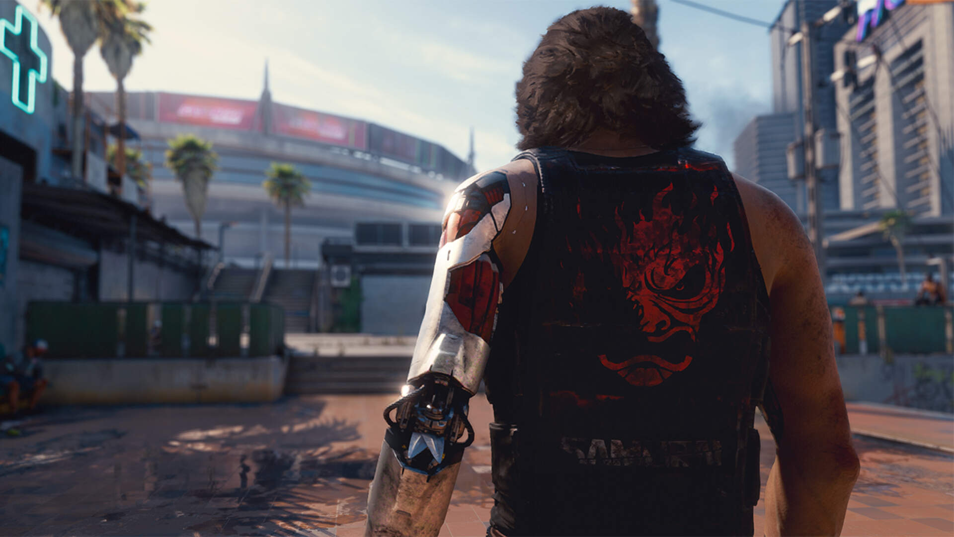 Cyberpunk 2077 is Adding a New Dimension to Asset Streaming