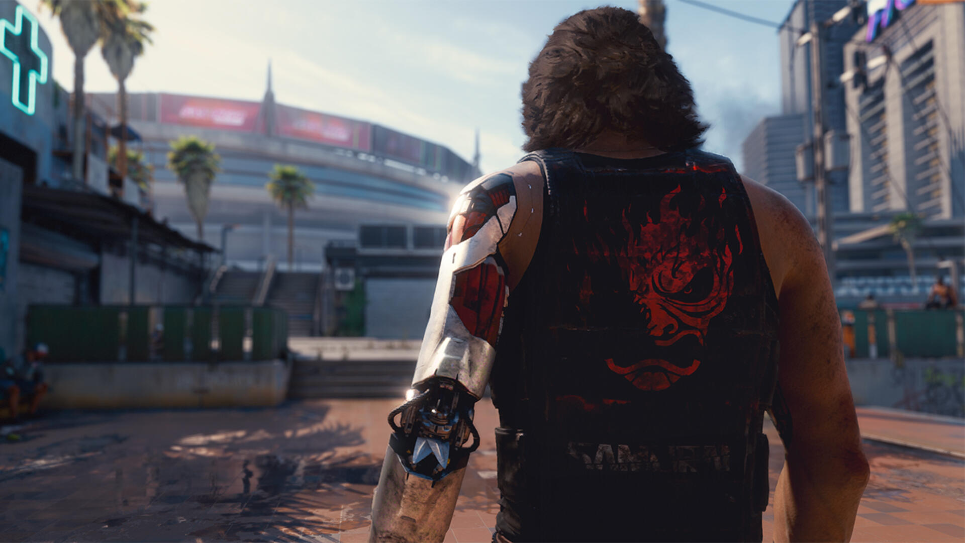 Keanu Reeves Has the Second Most Dialogue in Cyberpunk 2077