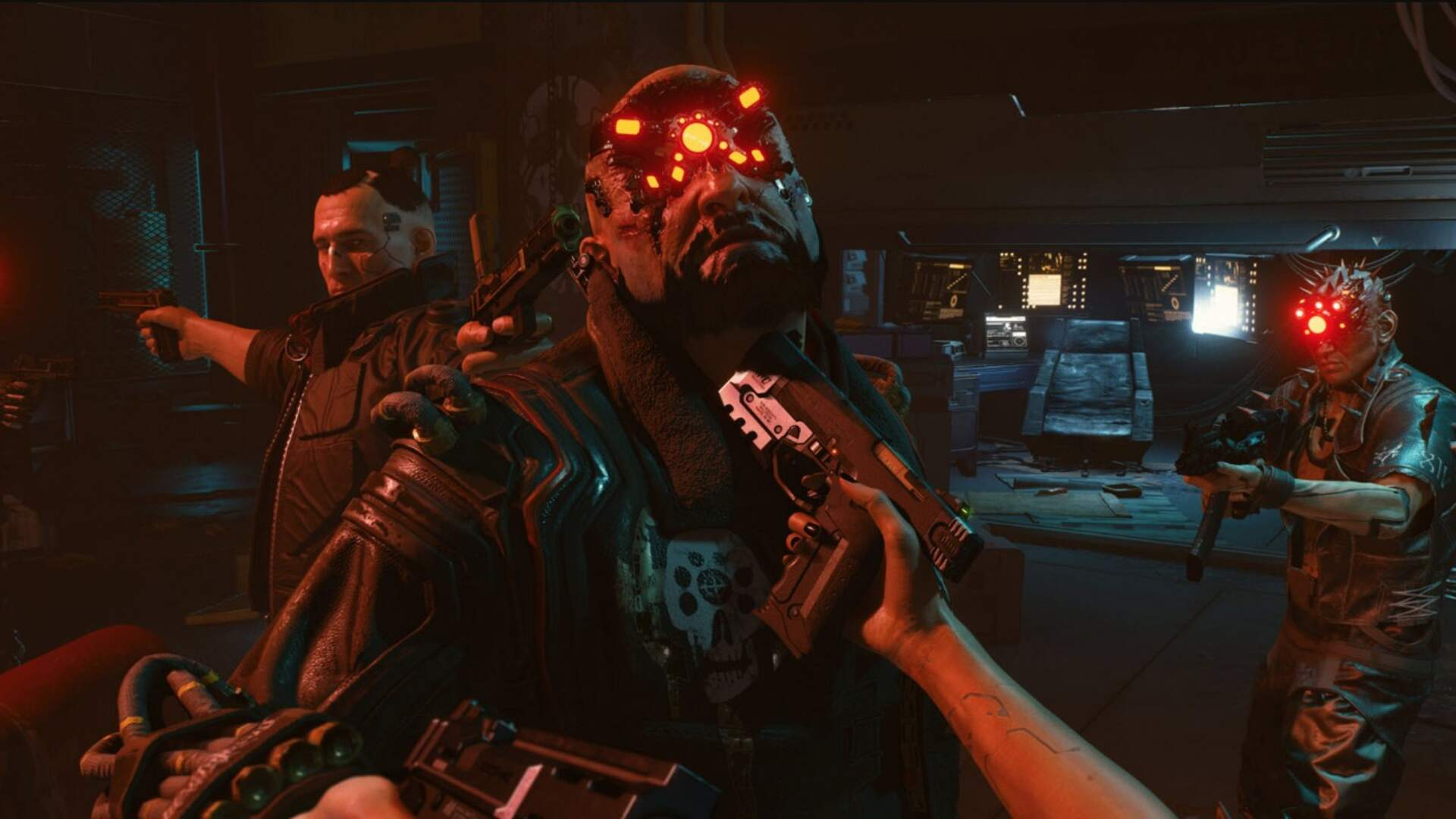 CD Projekt Red Has an Update on How Genitals Work in Cyberpunk 2077