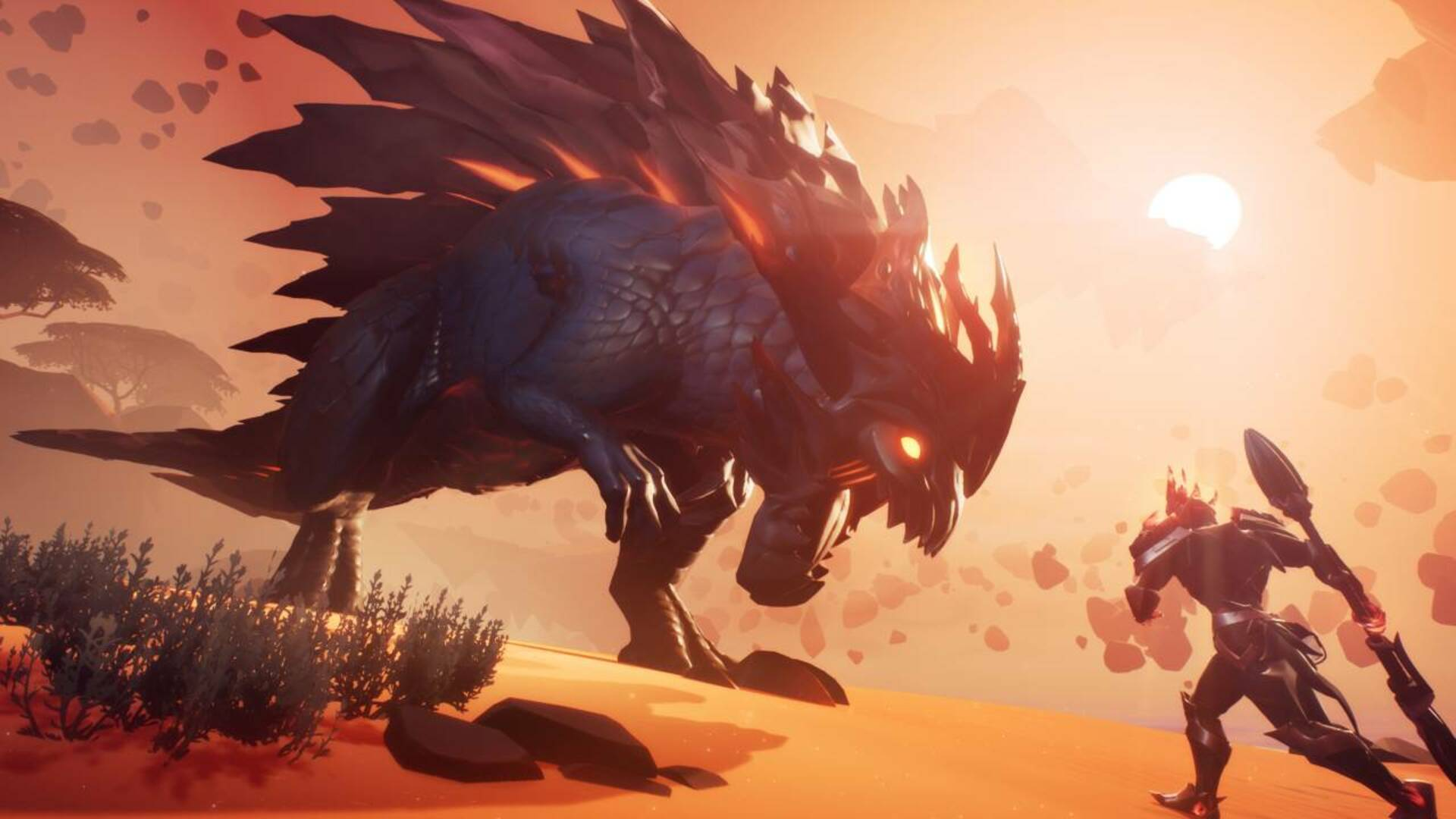 Dauntless' Servers Didn't Seem Prepared For Its Own Popularity on Full Release