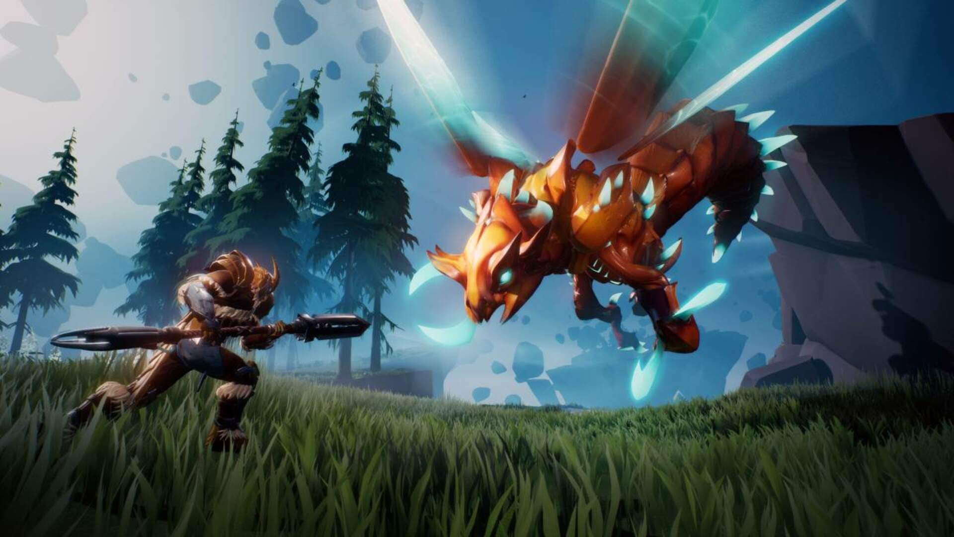 """More Servers"" Won't Solve Dauntless' Network Problems, Says Producer"