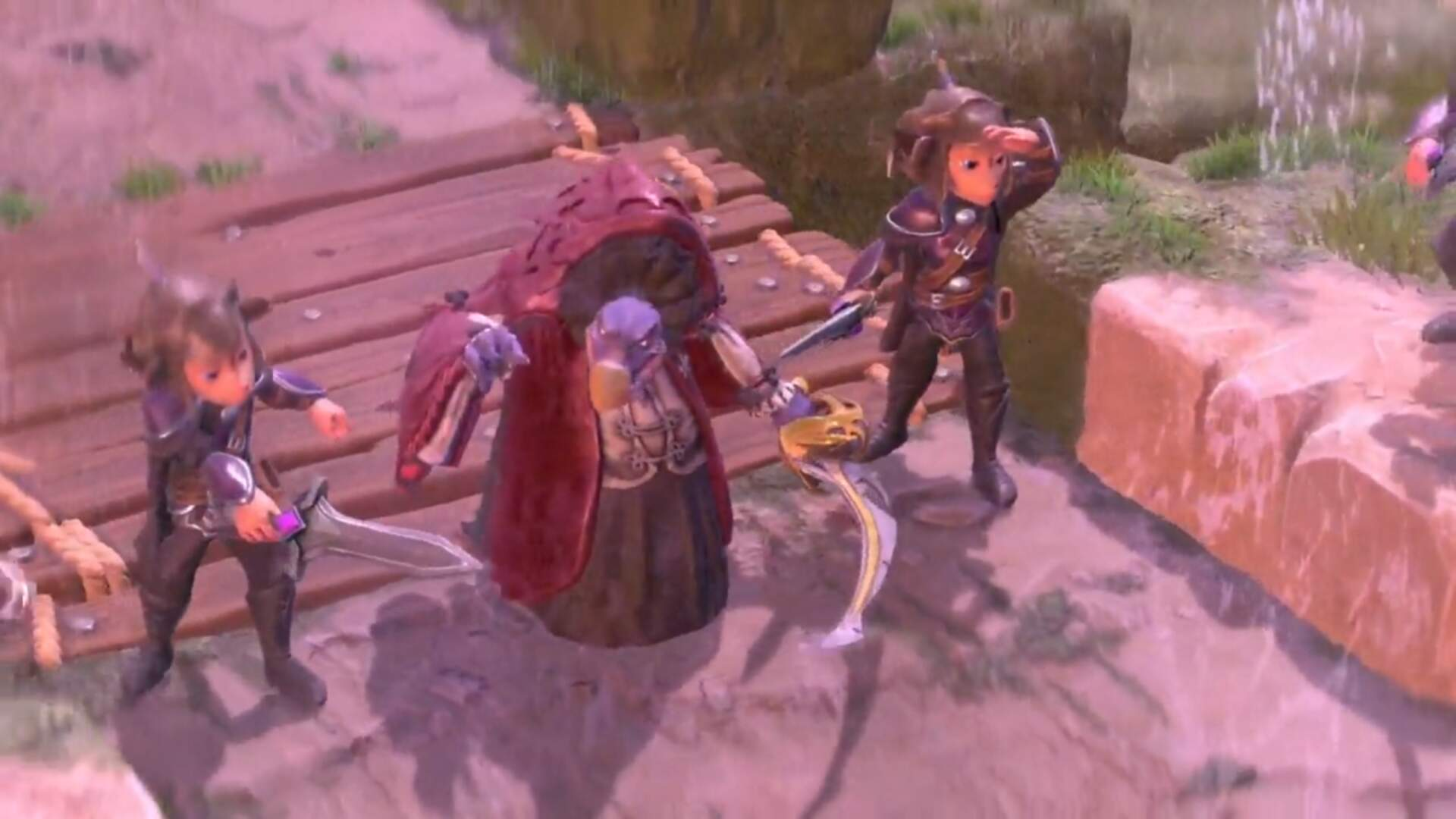 The Dark Crystal: Age of Resistance Tactics Brings Jim Henson's Gelflings to Switch