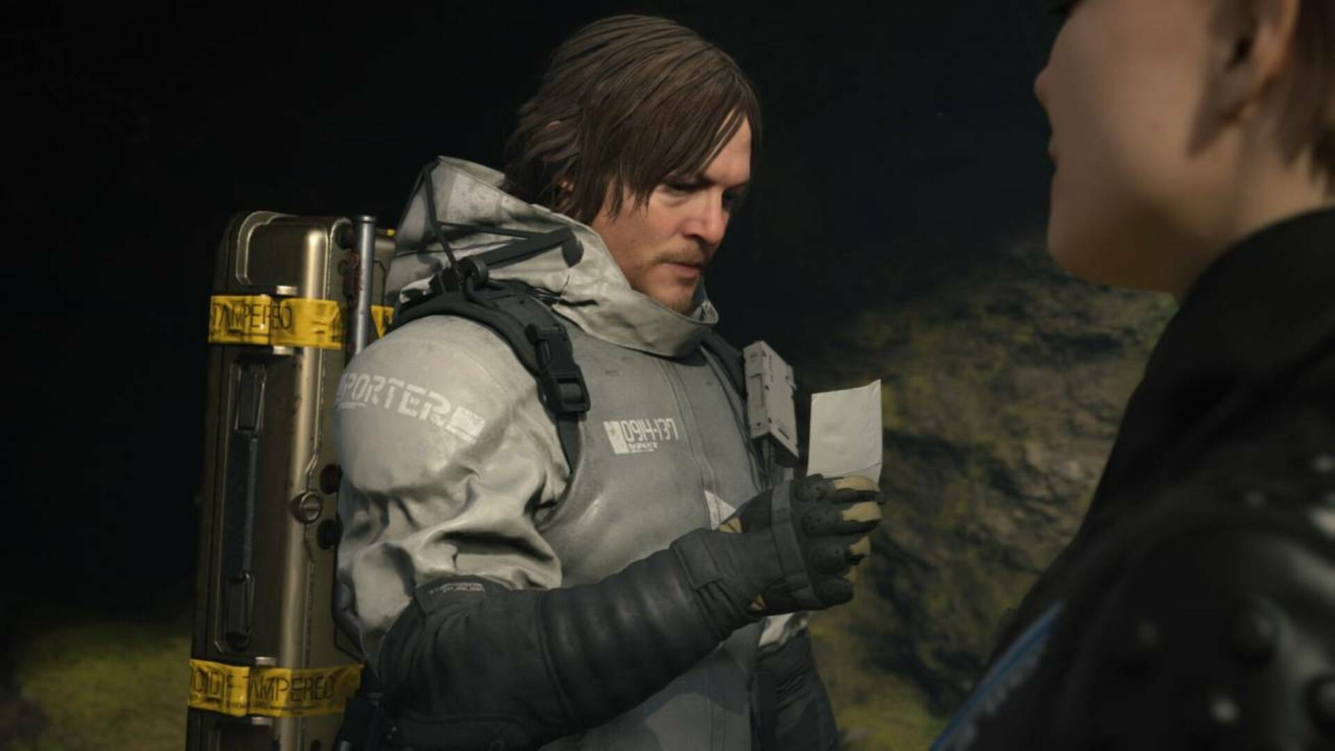 More Death Stranding Details Emerge From Trailer, Site, and Kojima Himself