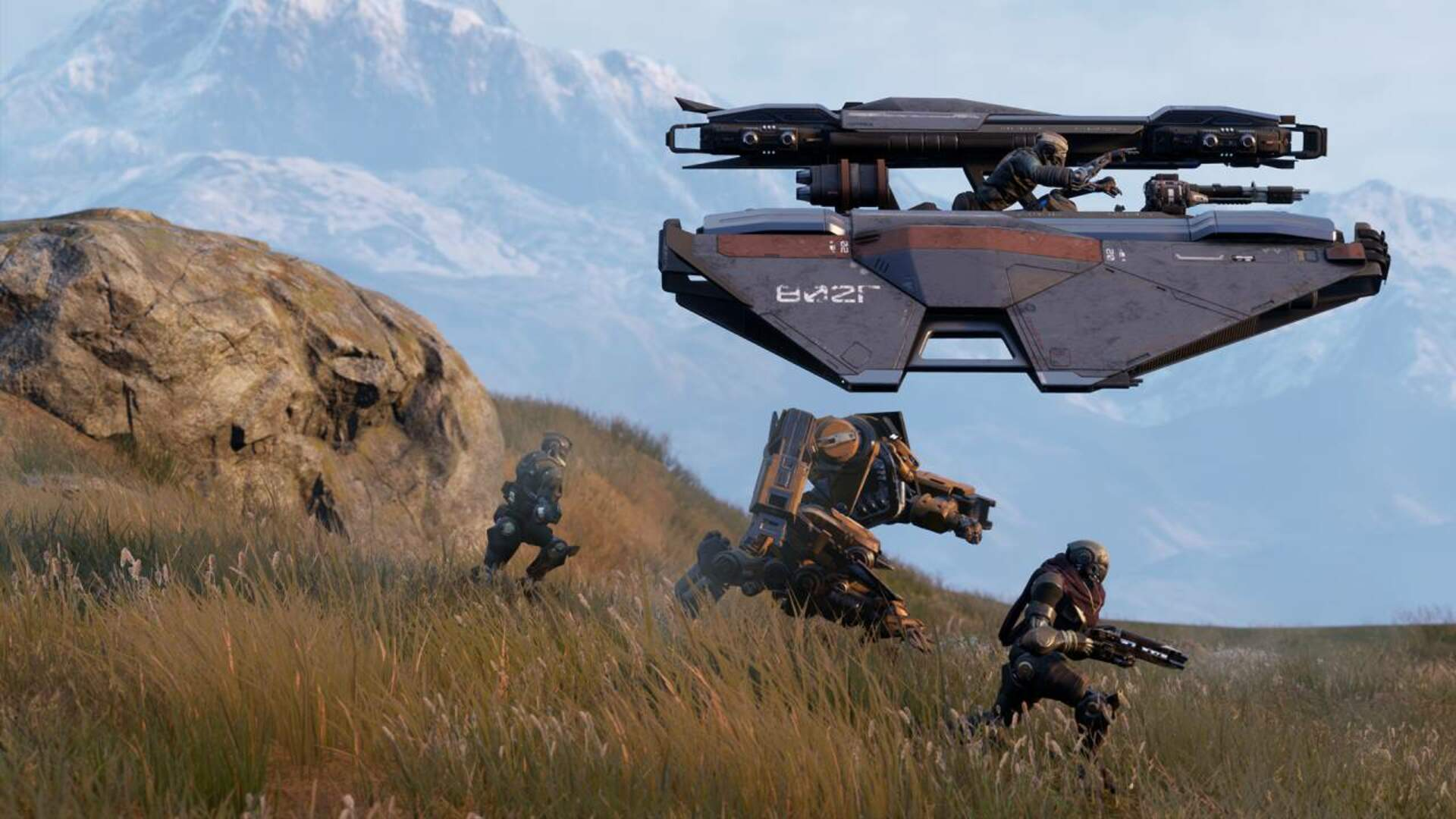"Halo Co-Creator Doesn't Want to Repeat Series' ""Extended"" Crunch At His New Studio"