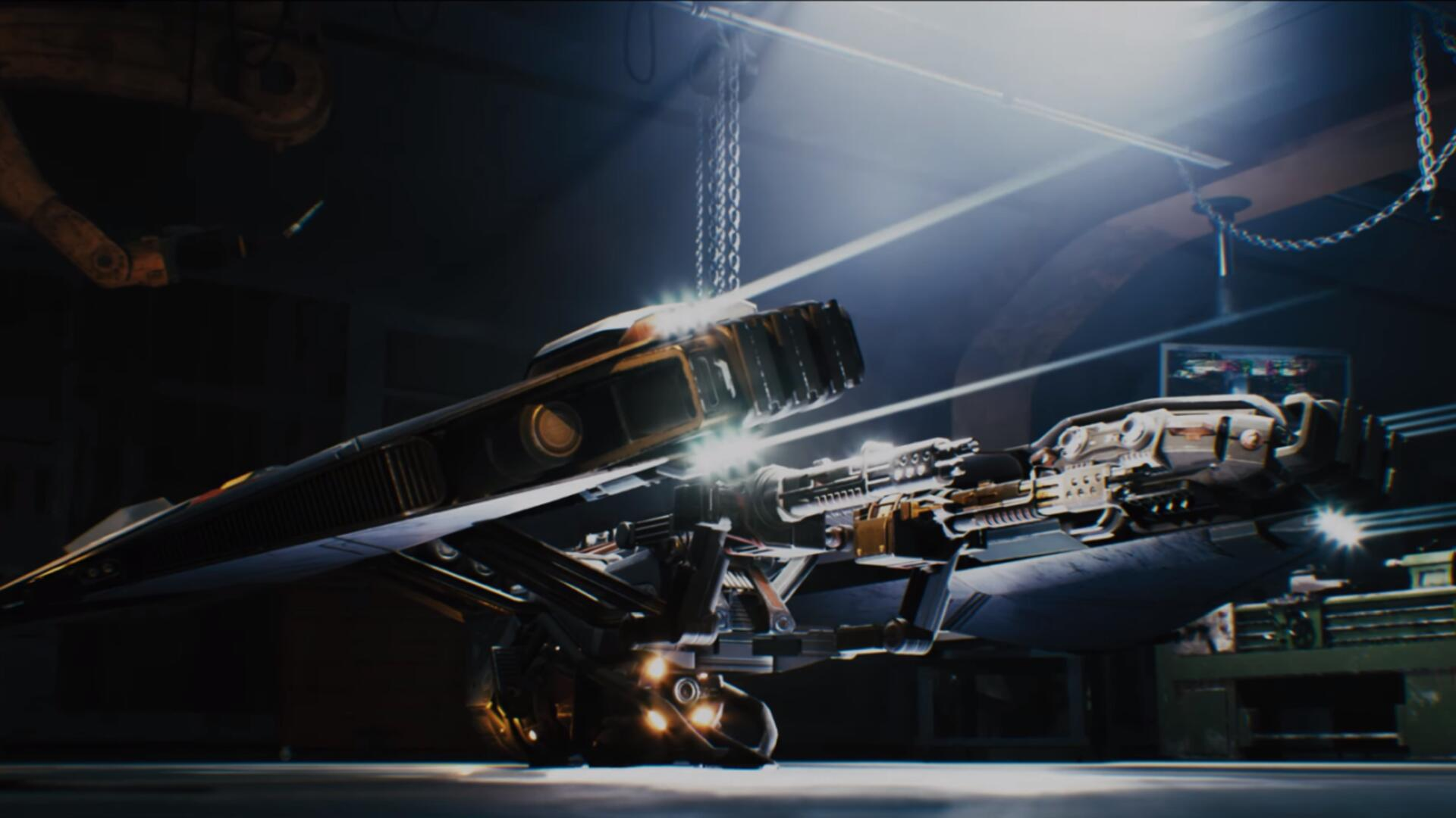 Halo Co-Creator's Studio Teases New Sci-Fi FPS, But Isn't Showing Much Right Now