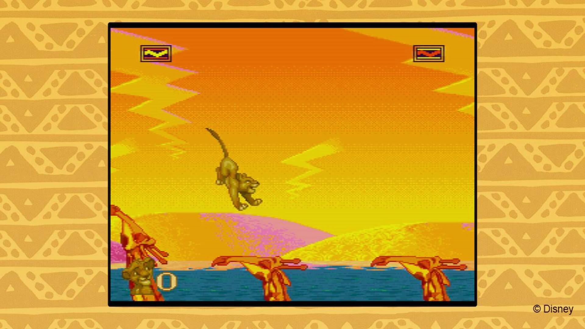 Disney's 16-Bit Classics Aladdin and The Lion King Are