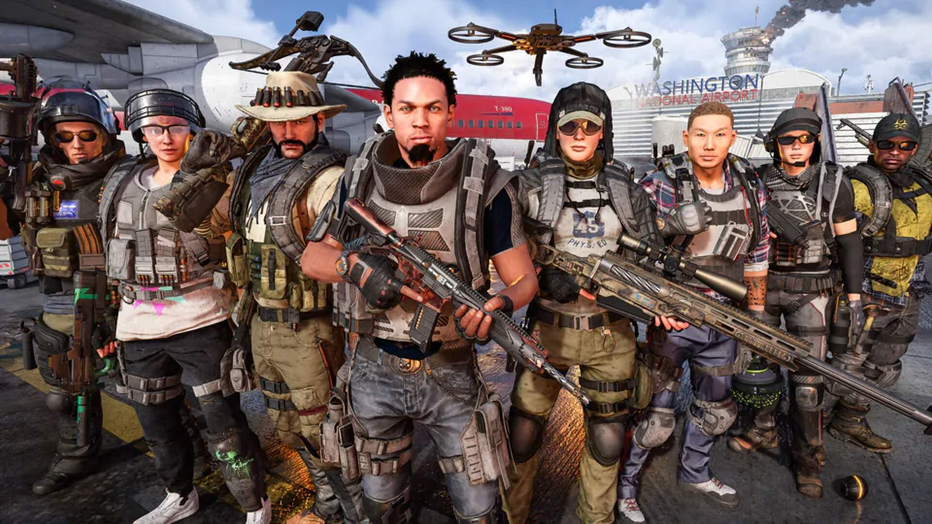 No Balance Changes Planned For The Division 2's Raid, Says Ubisoft