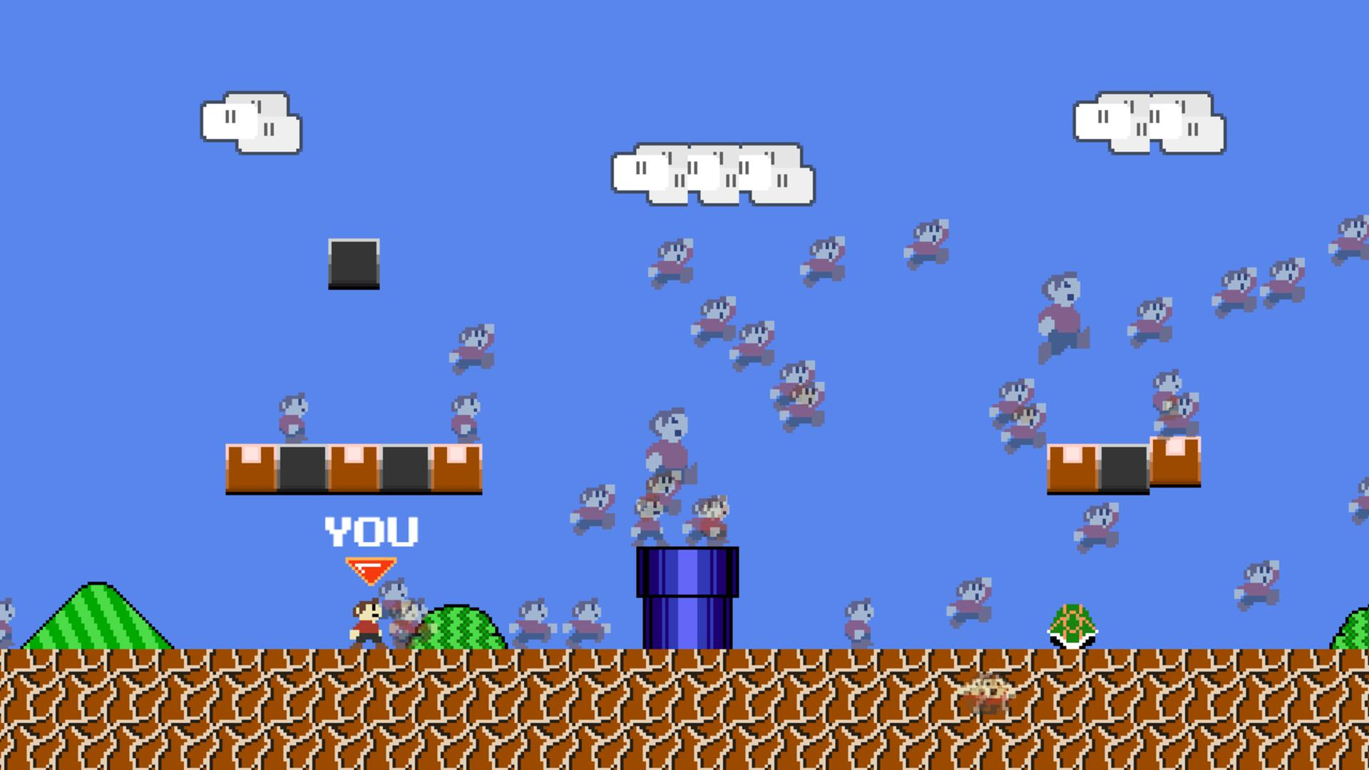 """Mario Royale Becomes """"DMCA Royale"""" To Avoid Copyright Issues"""