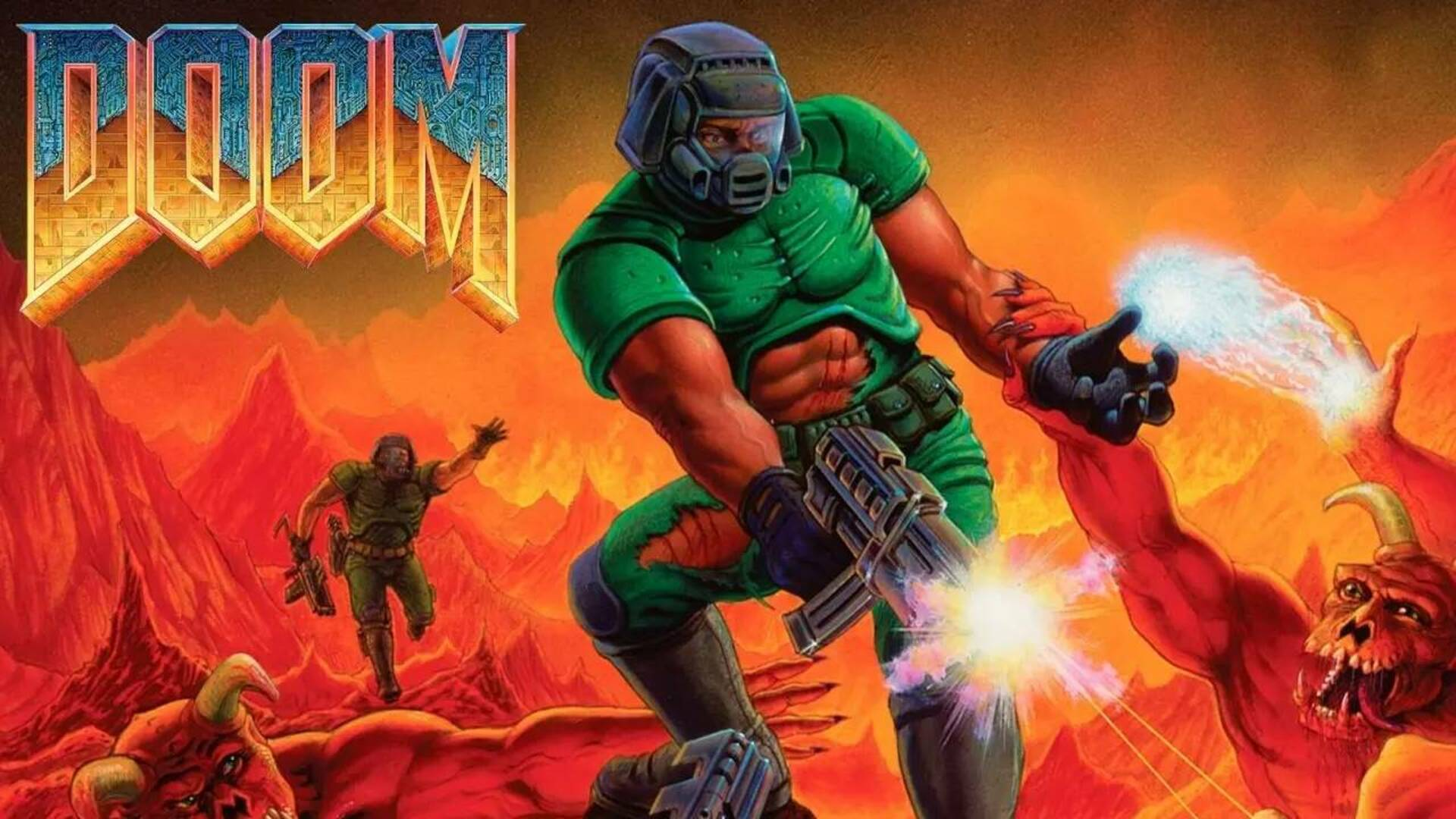 Classic Doom, Doom 2 and 3 Look Like They're Coming to the Nintendo Switch Today [Update]