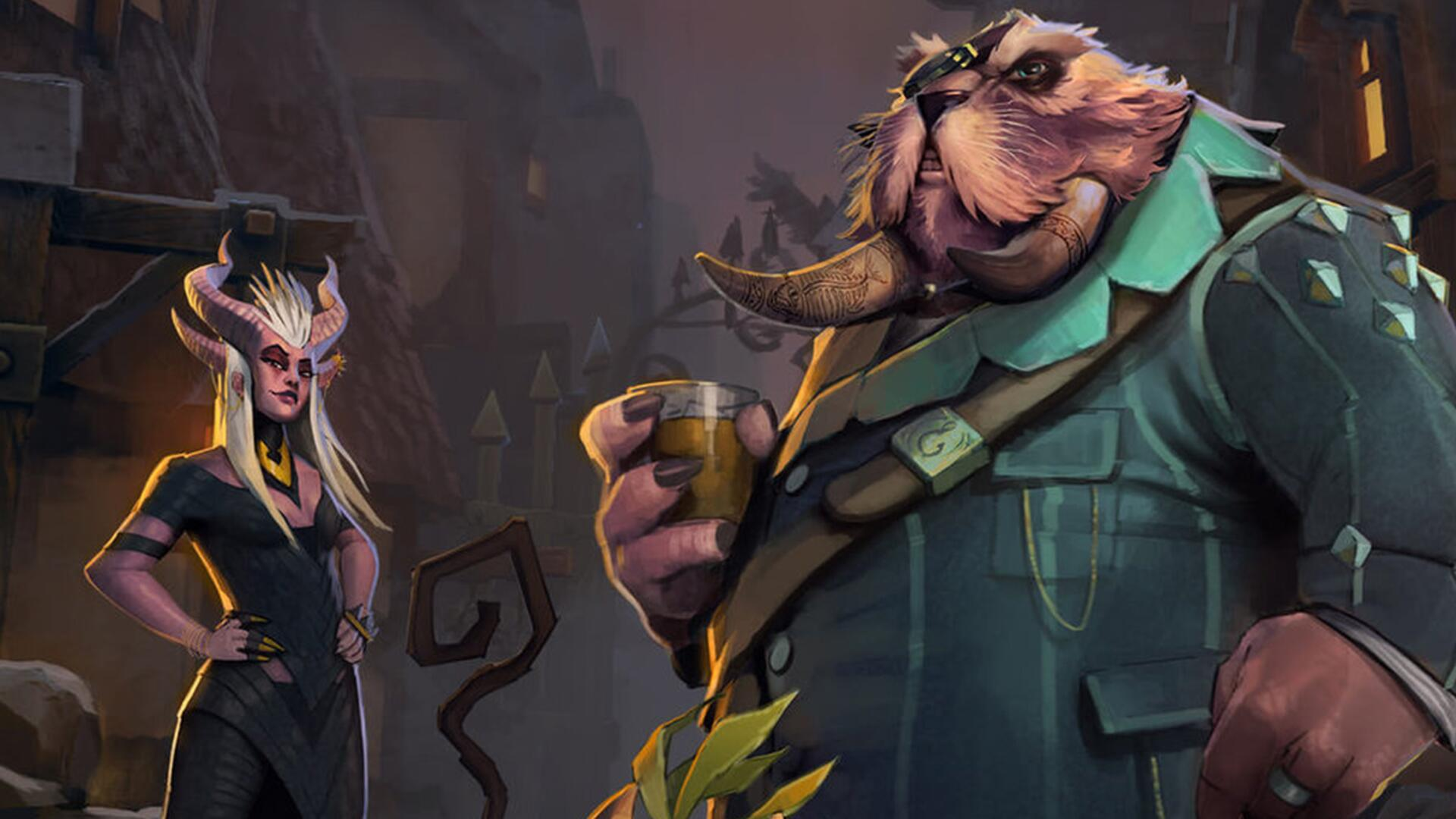 Dota Underlords Is Getting Duos