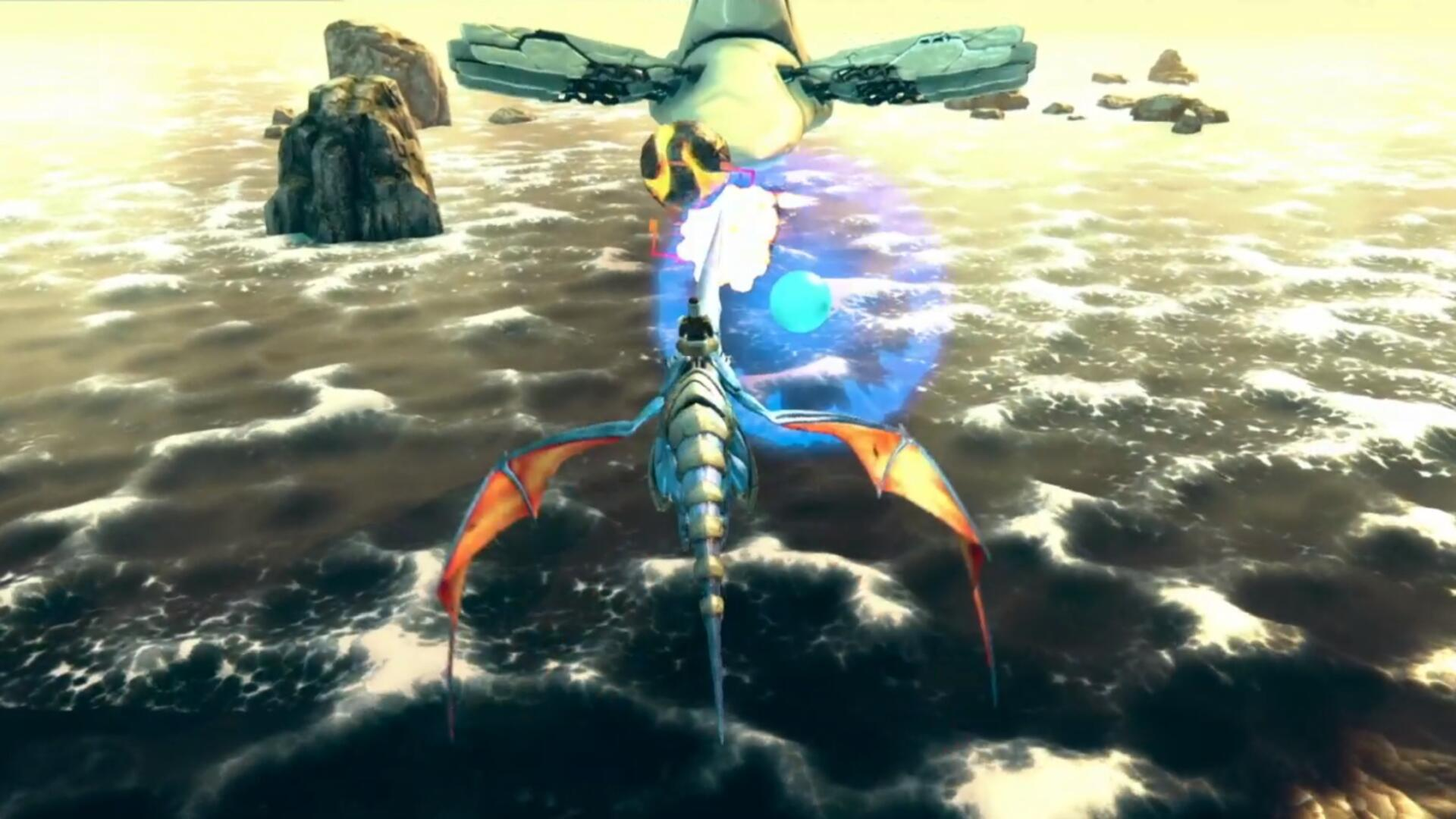 A New Panzer Dragoon is Coming To Switch This Winter