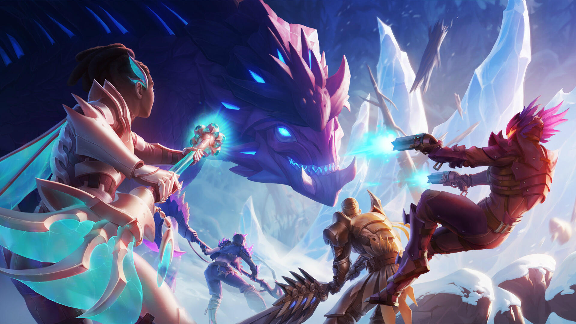 Dauntless Feels Like Fortnite To Monster Hunter World's PUBG