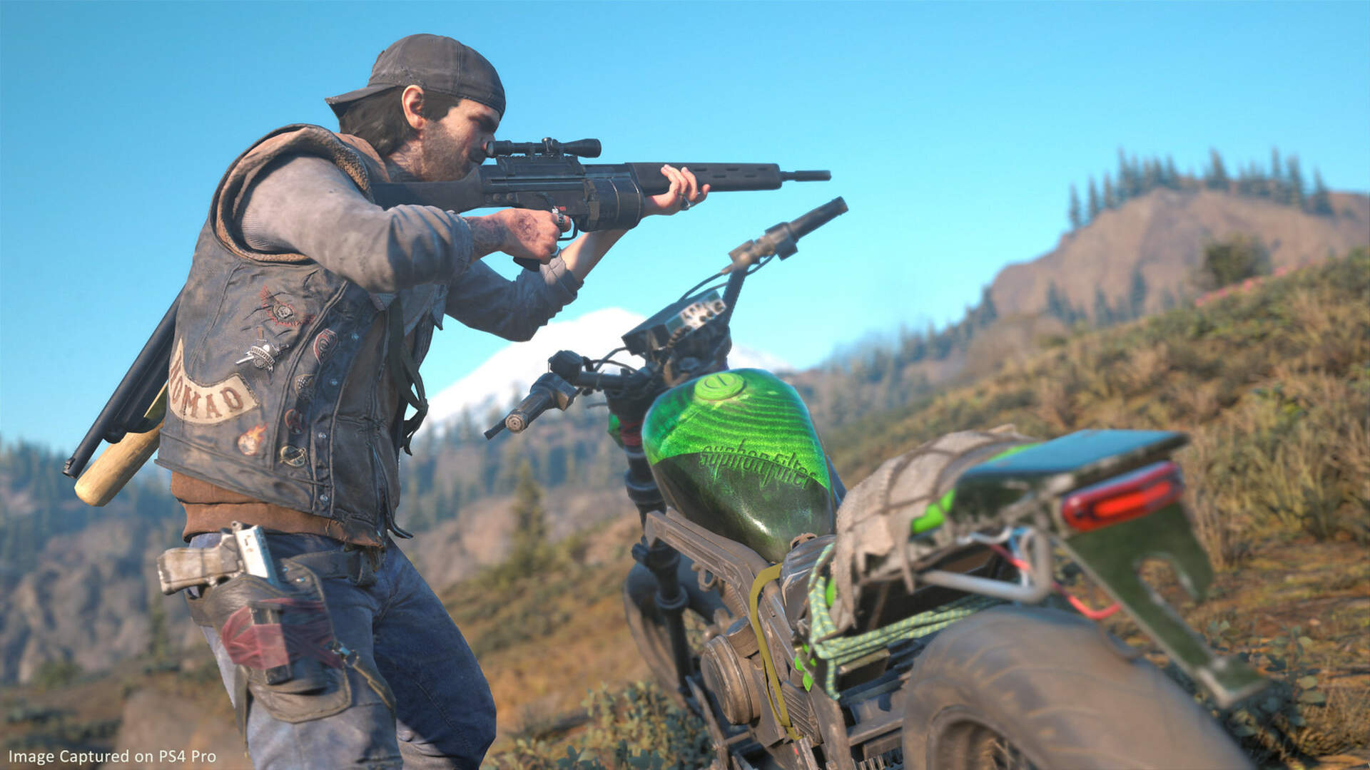 Days Gone's New Game Plus Mode Launches Next Week