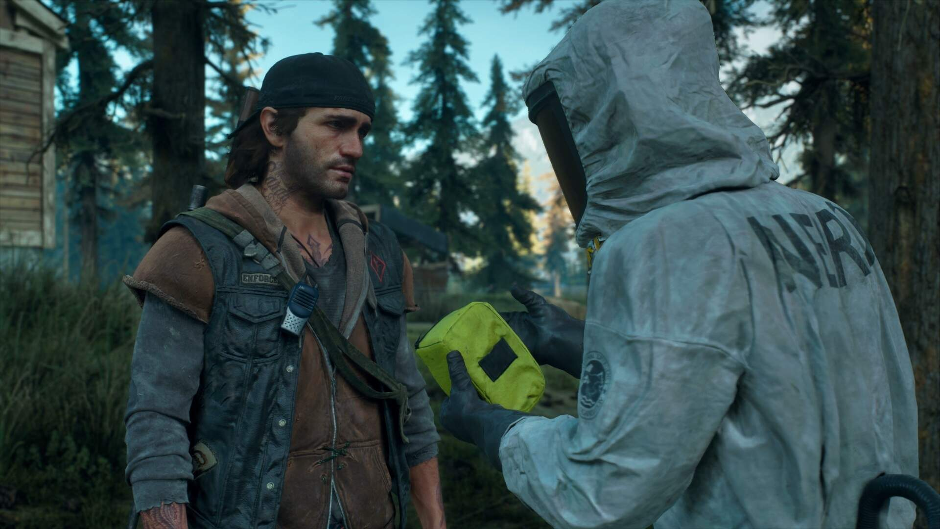 Days Gone Nero Research Site Locations and Nero Injectors
