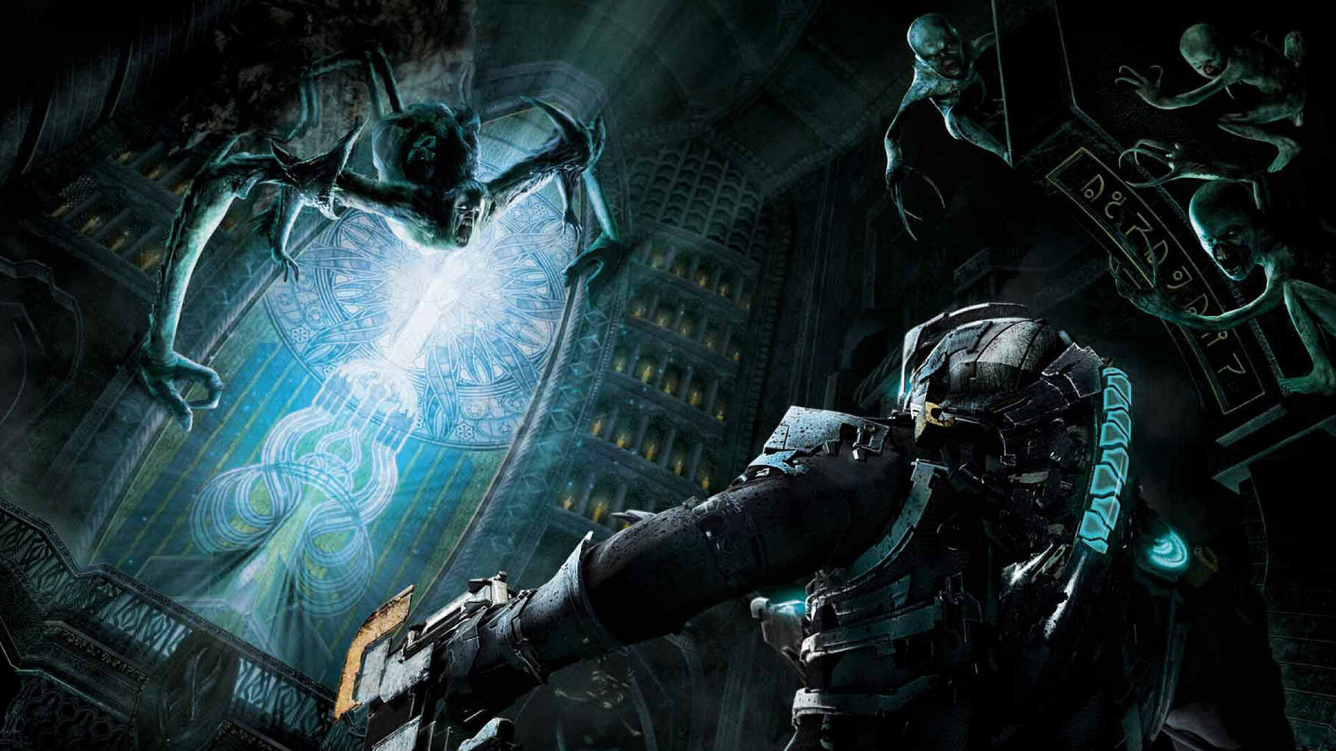 Monster of the Week: The Godfather of the Necromorph on Creating Dead Space's Famous Creature
