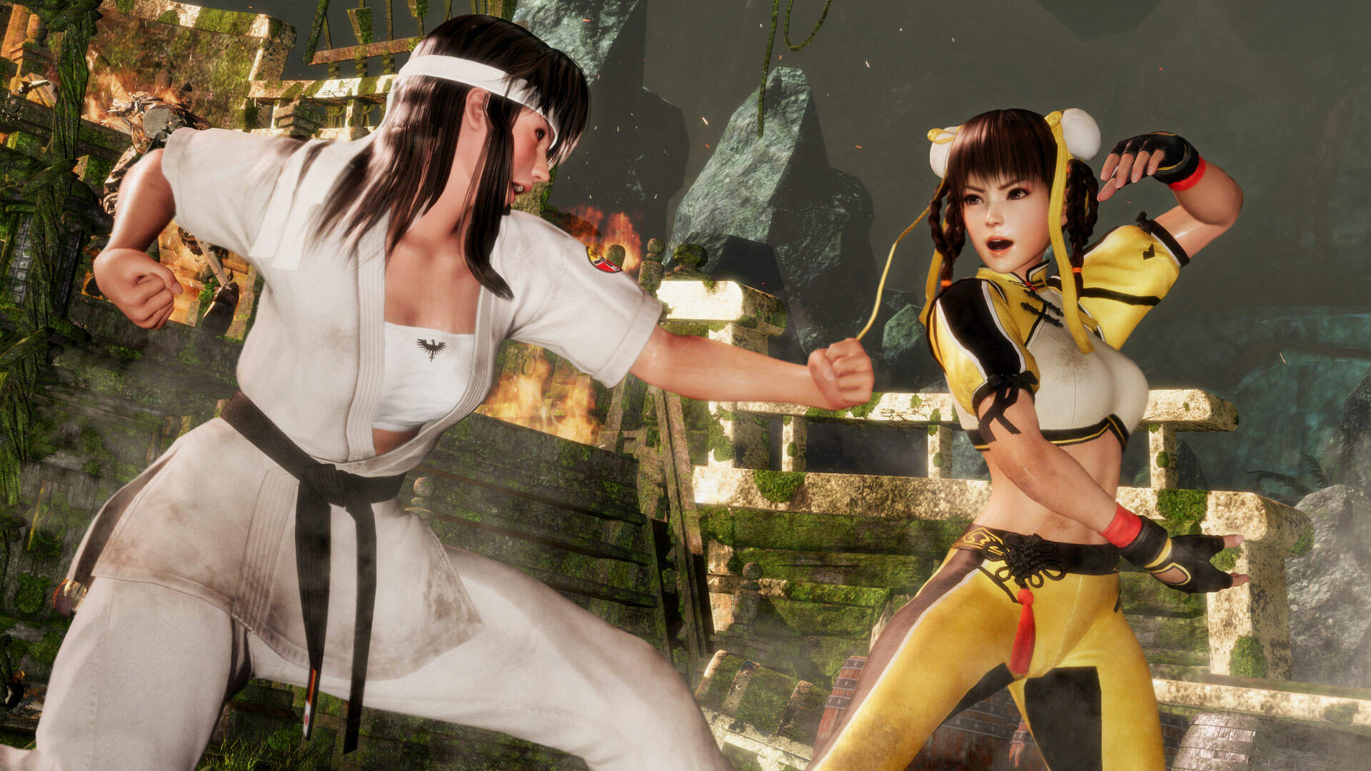 Dead or Alive 6 Gets Its Final Update Next Month