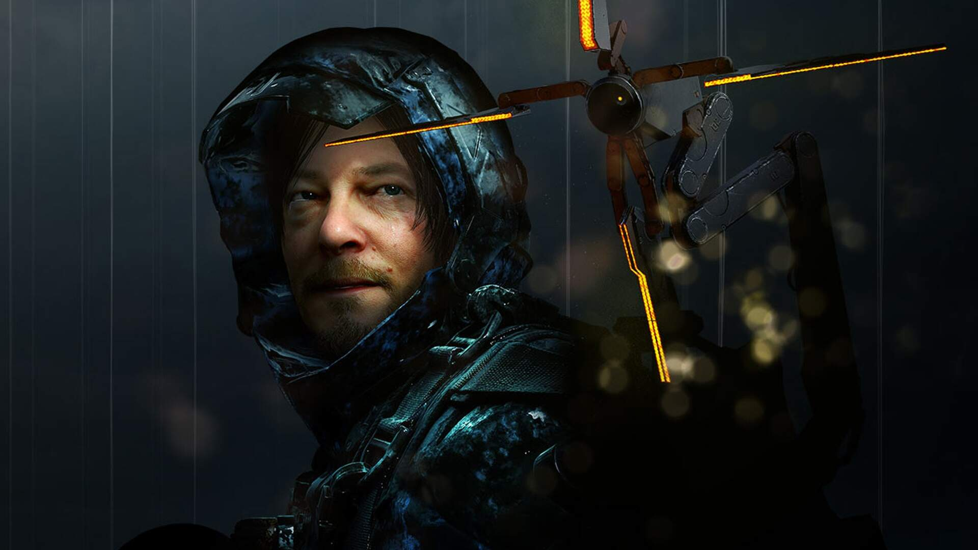 Watch the New Death Stranding Gameplay From TGS Here