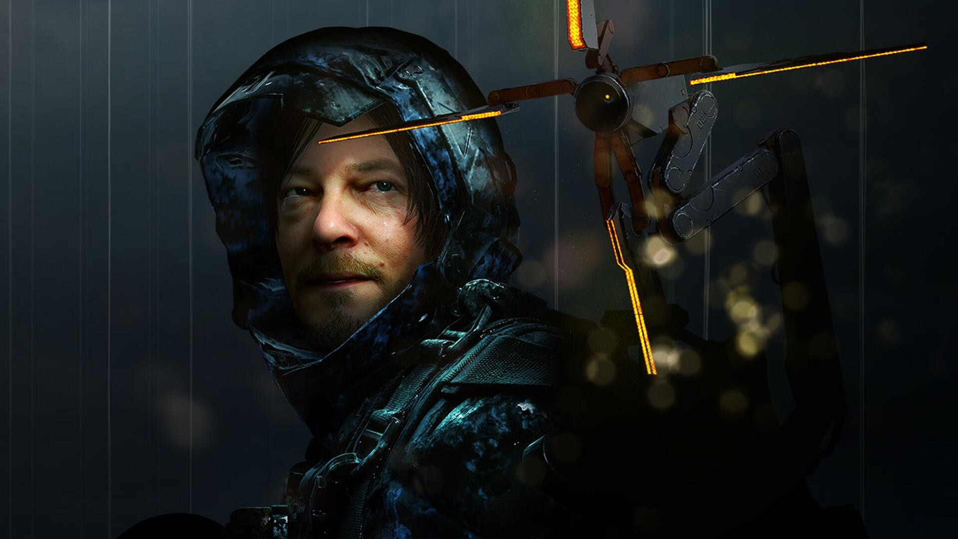 Death Stranding is a Game About Walking, Apparently | USgamer