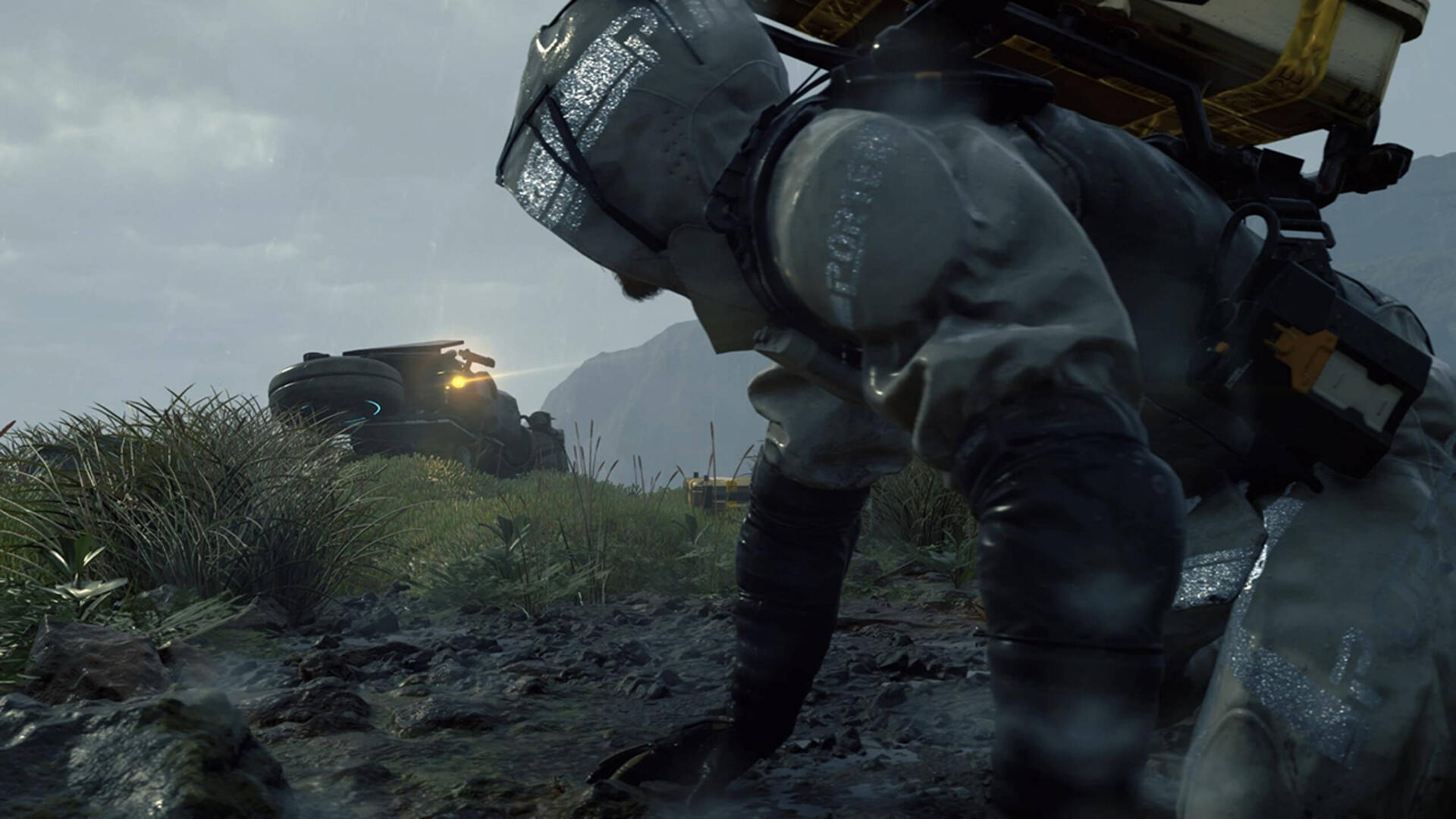 Death Stranding's Stealth Gameplay Has Shades of Metal Gear Solid, But Not the Whole Picture