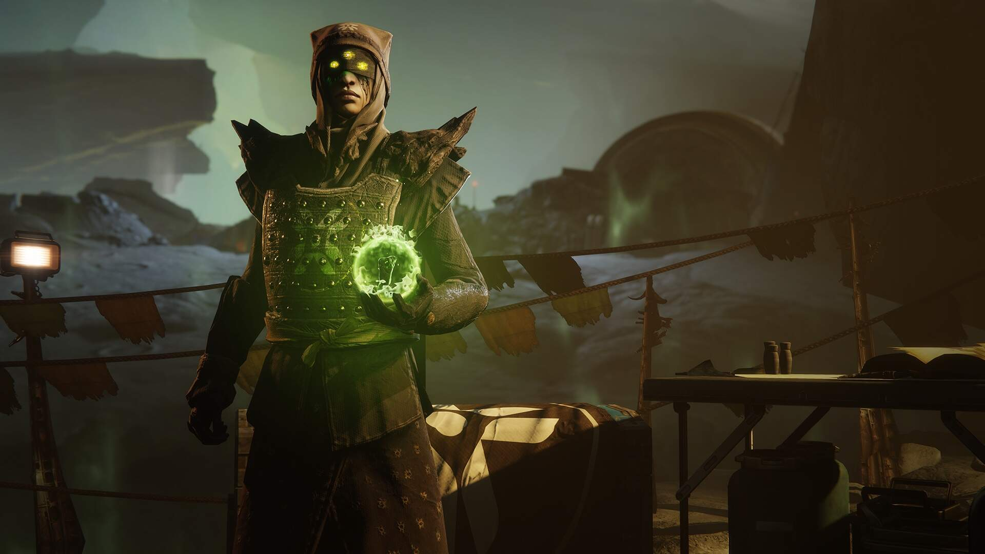 Destiny 2: Shadowkeep Story Previews Tease What Eris Morn's Been up to All This Time