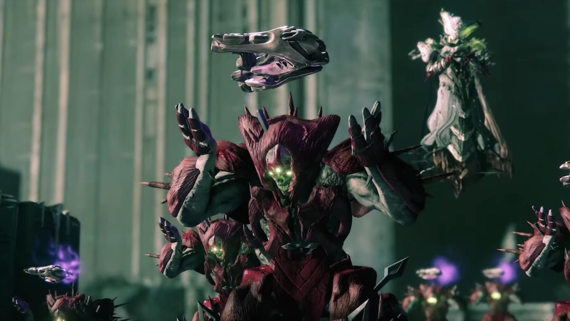 Destiny 2: Shadowkeep's Launch Trailer Has Moon Battles, Tanks... and Beck
