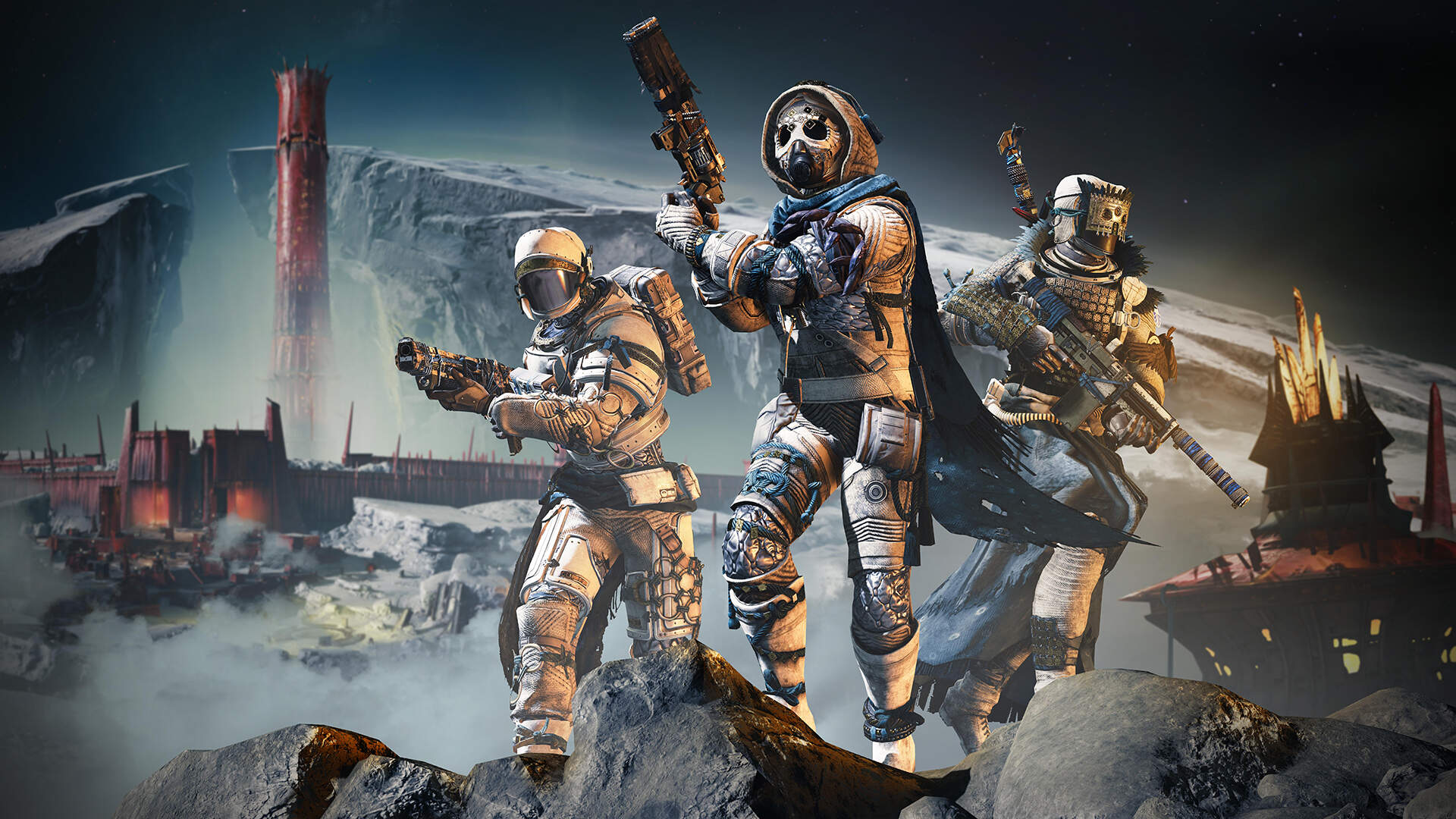 Destiny 2 Moon Lost Sector Locations - Where to Find All Lost Sectors on the Moon