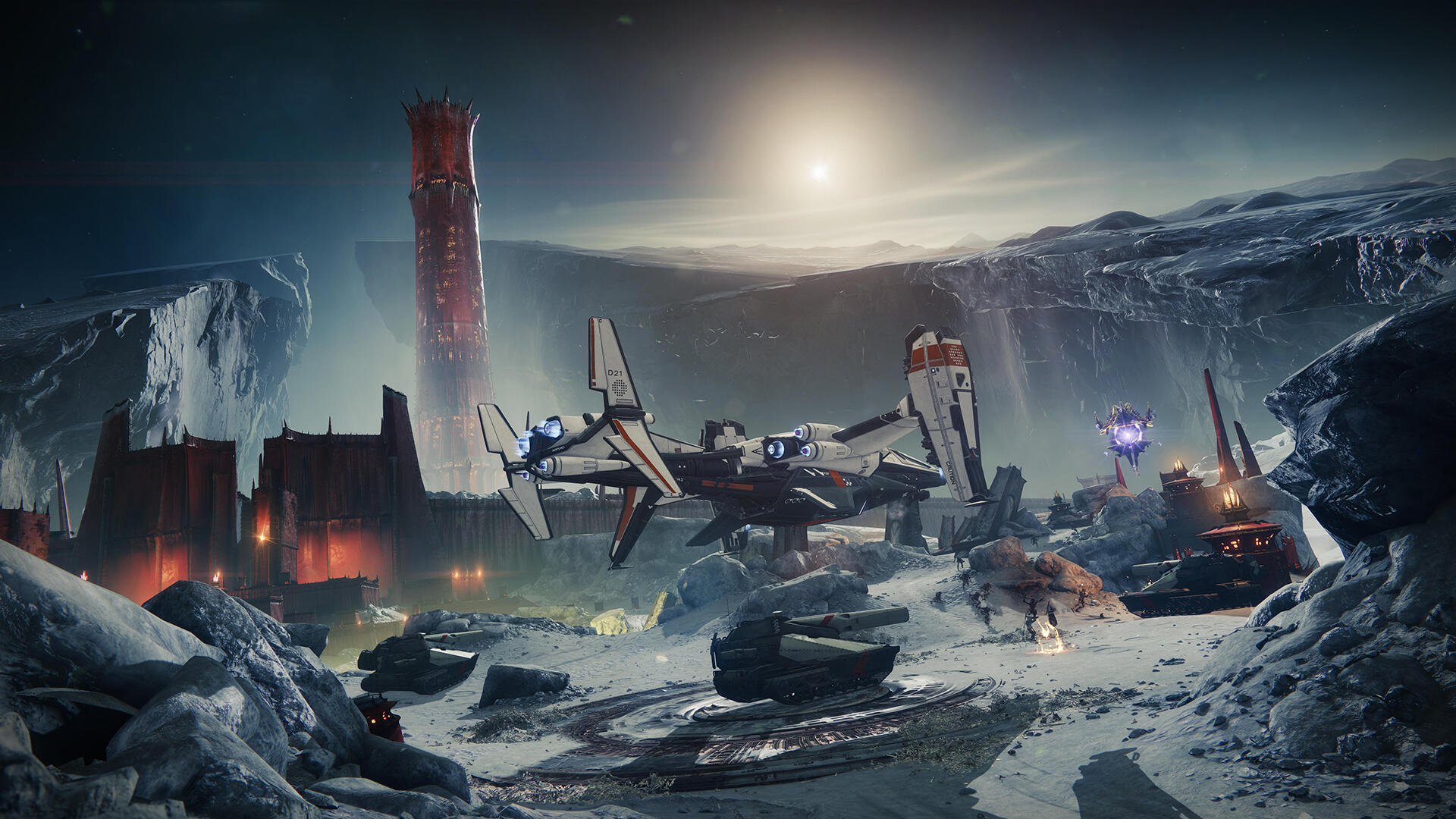 Destiny 2: Shadowkeep Embraces Twitter's Best Joke About the Moon
