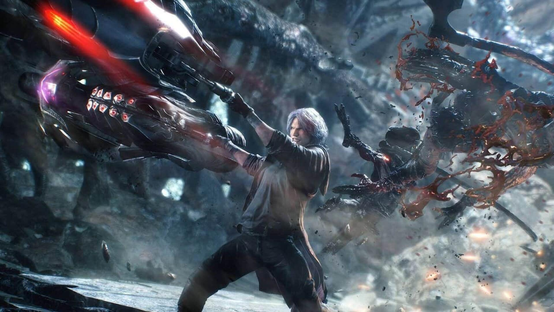 Devil May Cry 5's Bloody Palace Challenge Mode Releasing as Free Download on April 1