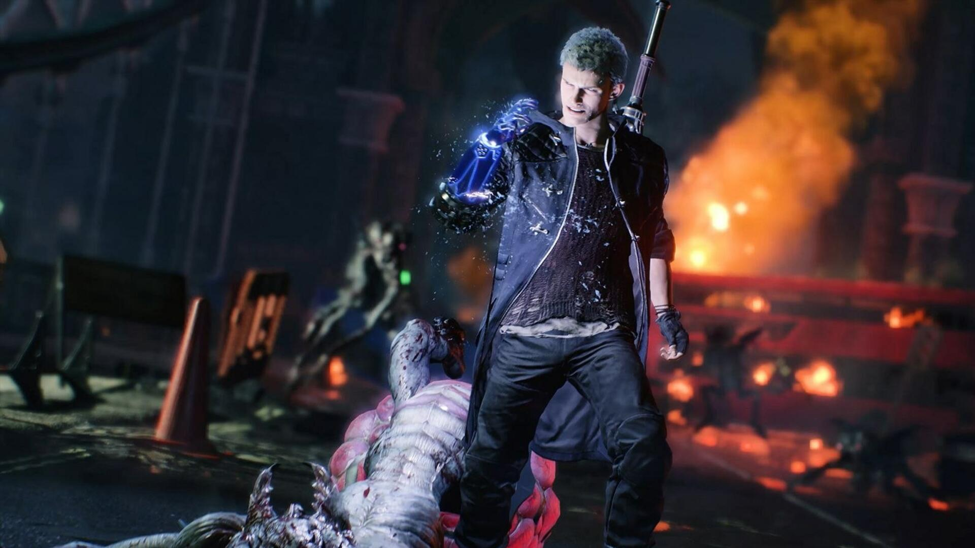 download game devil may cry 5 highly compressed